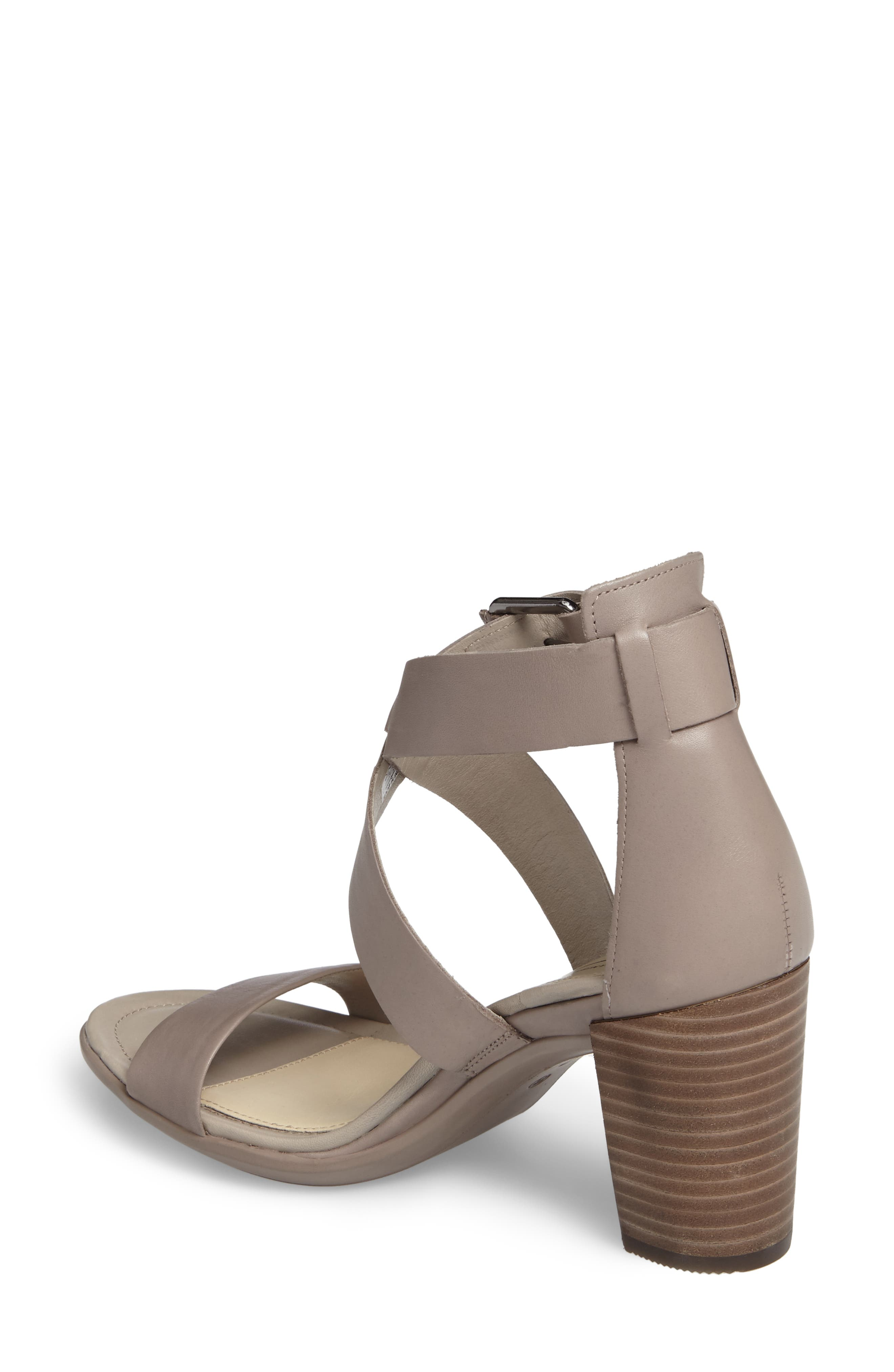 Touch 65 Sandal,                             Alternate thumbnail 2, color,                             Moon Rock Leather