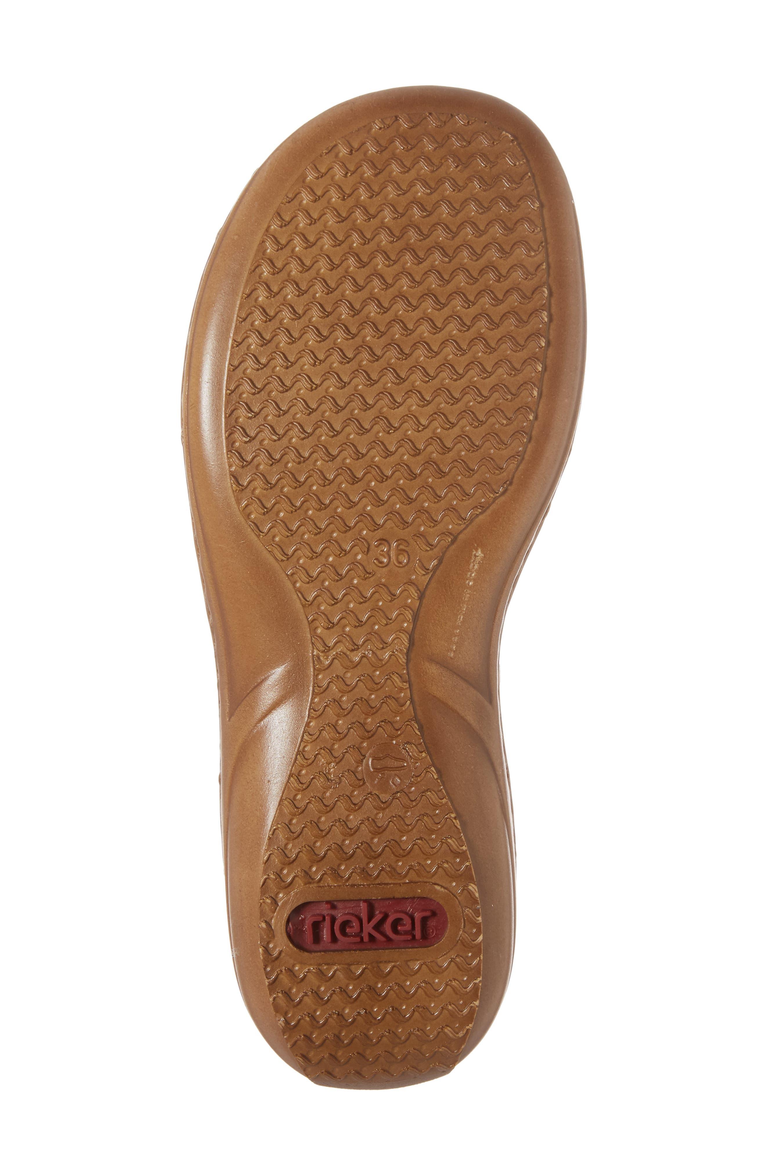 Alternate Image 6  - Rieker Antistress Regina S1 Sandal (Women)