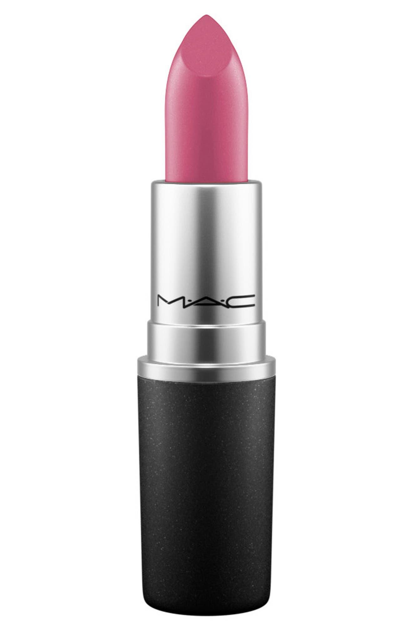 Alternate Image 1 Selected - MAC Plum Lipstick