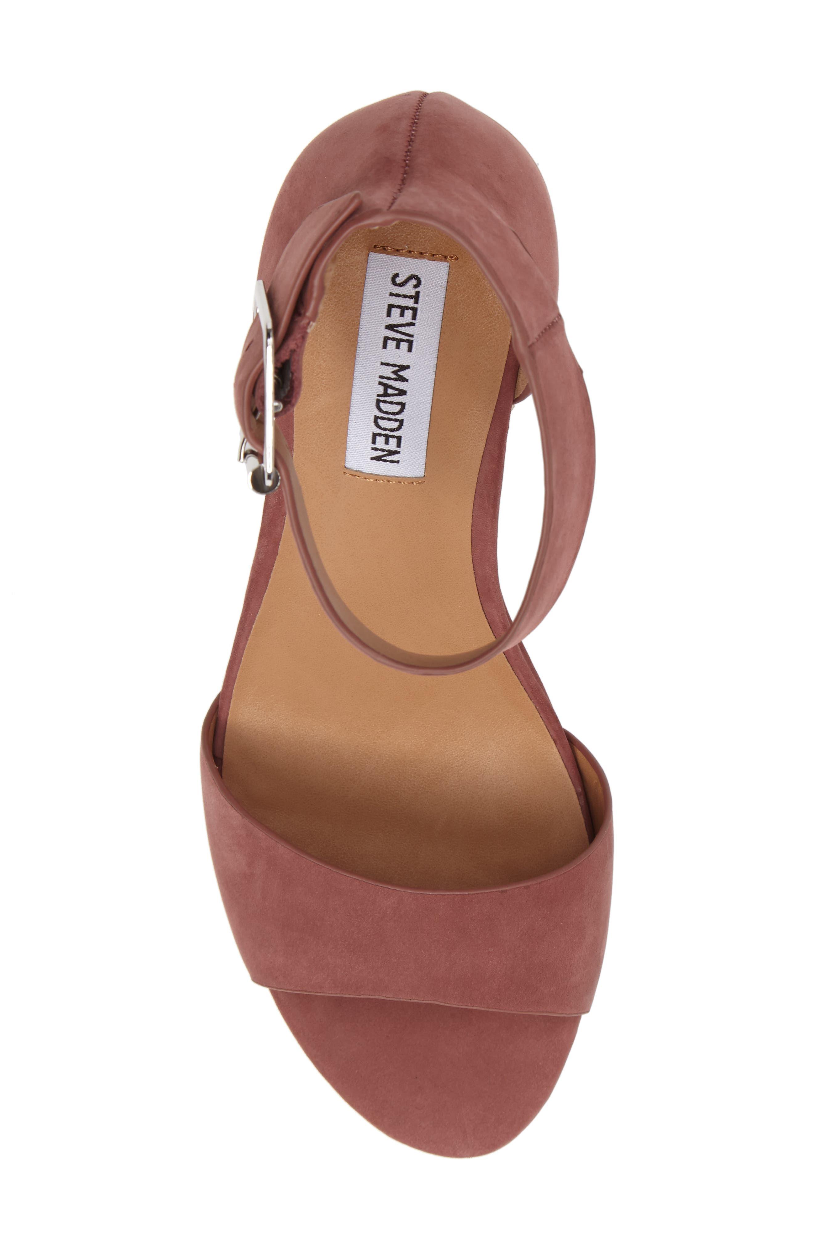 Alternate Image 5  - Steve Madden Gerard Block Heel Sandal (Women)