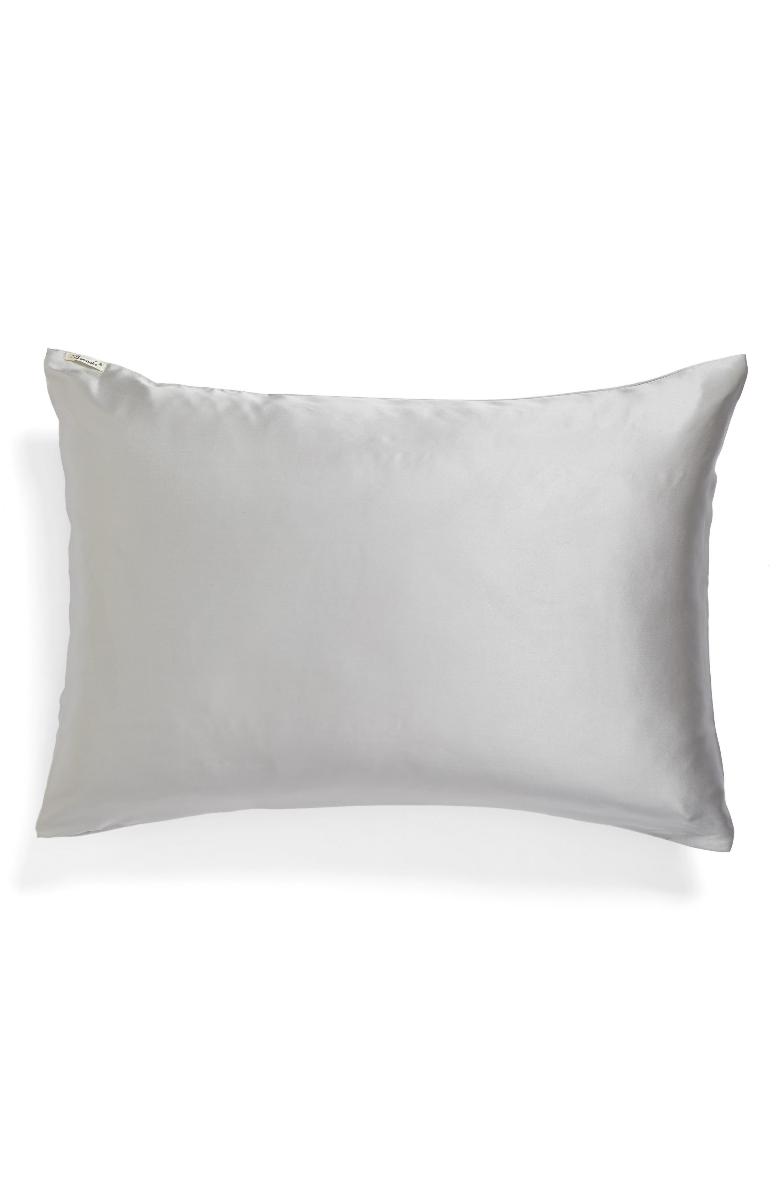 Alternate Image 1 Selected - Branché Beauty Silk Charmeuse Pillowcase