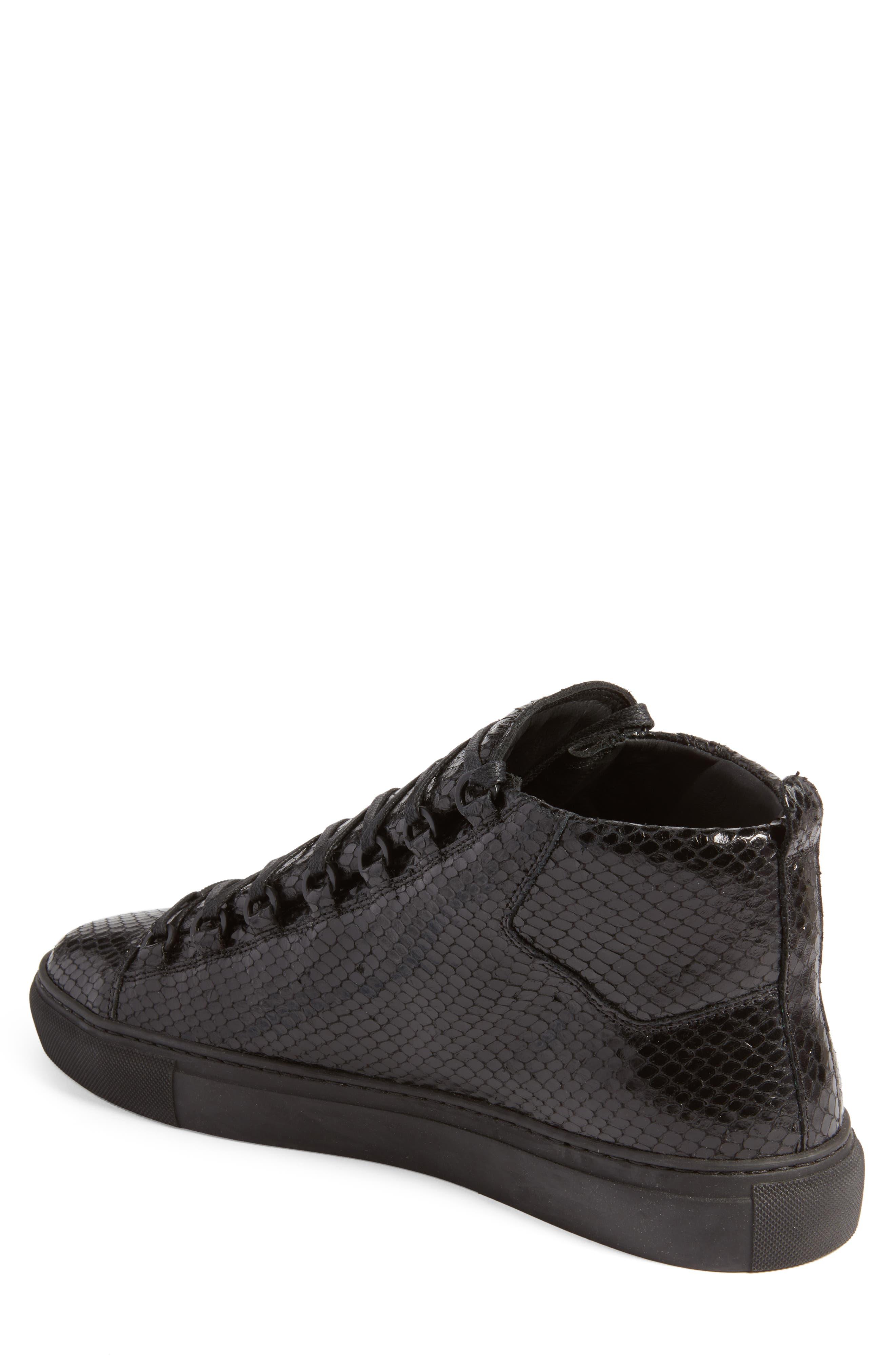 Alternate Image 2  - Balenciaga High Top Sneaker (Men)