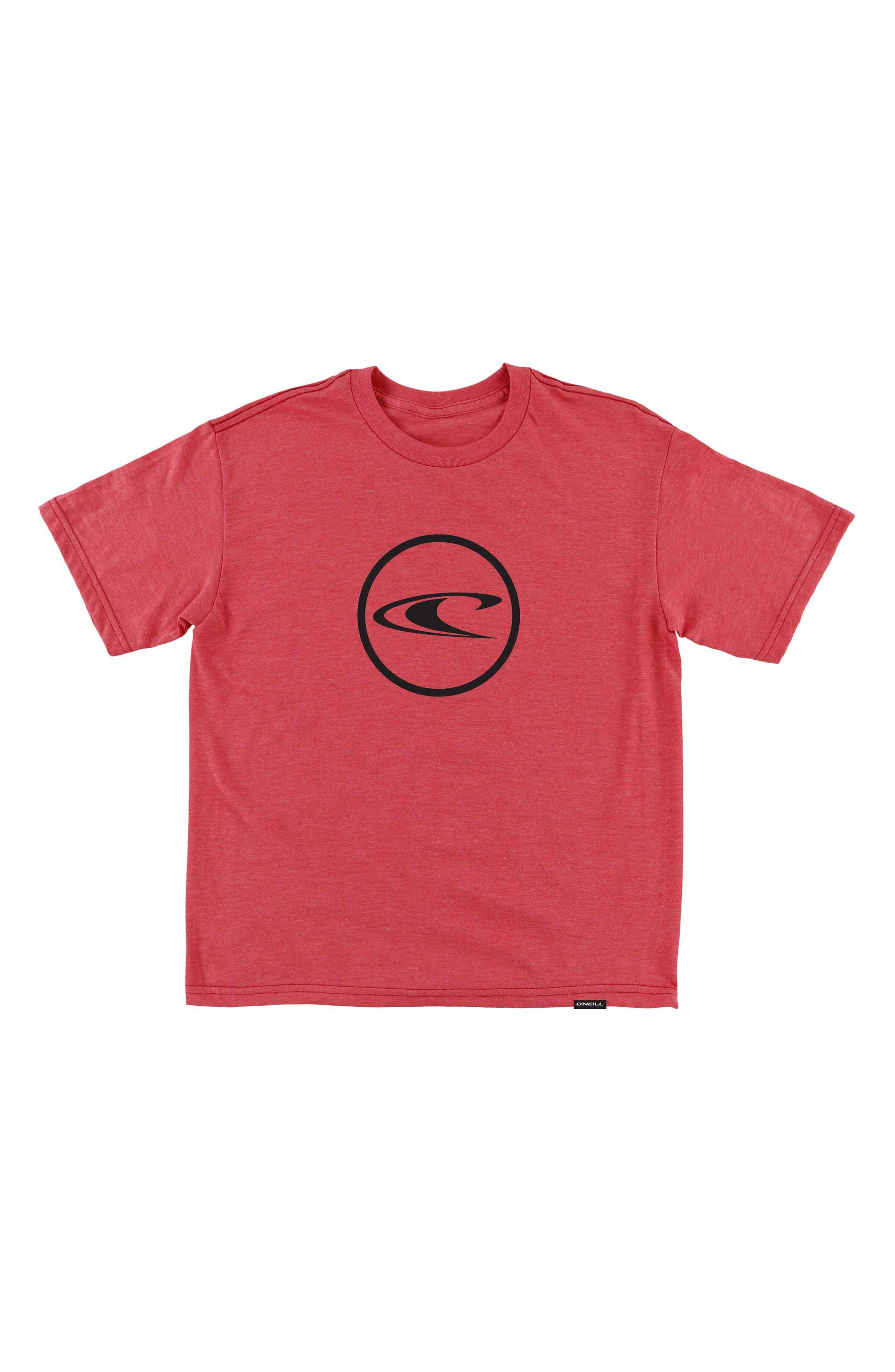 O'Neill Iron Worker T-Shirt (Big Boys)