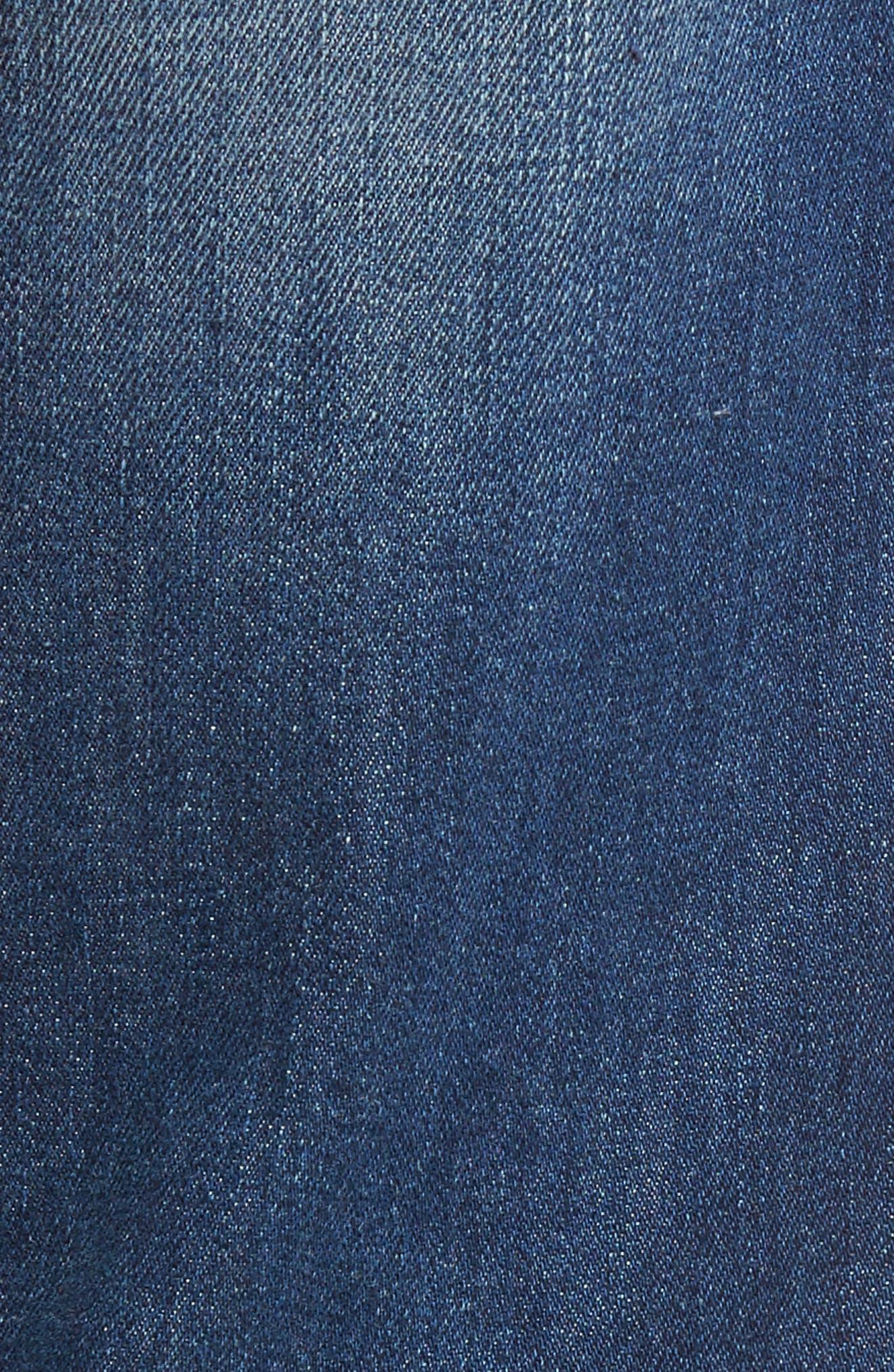 Alternate Image 5  - DIESEL® Thommer Slim Fit Jeans (C84IE)