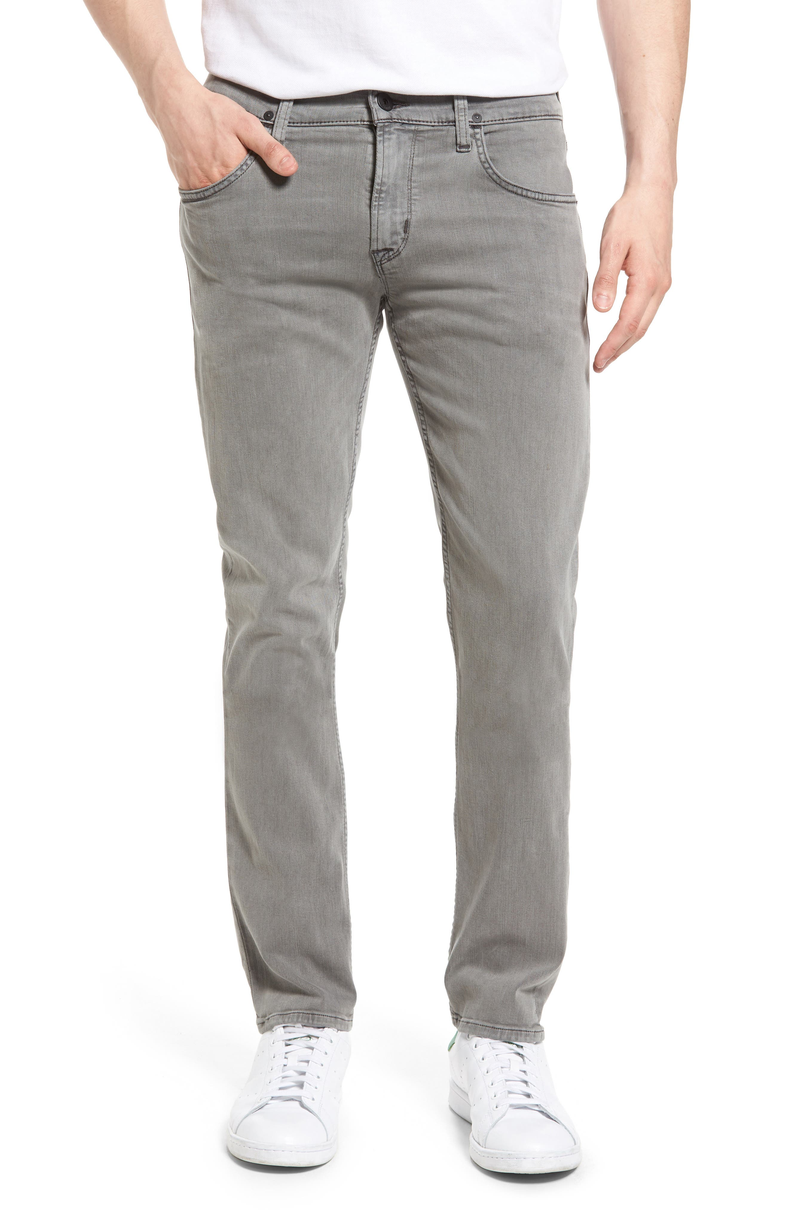 Main Image - Hudson Jeans Blake Slim Fit Jeans (Barriers)