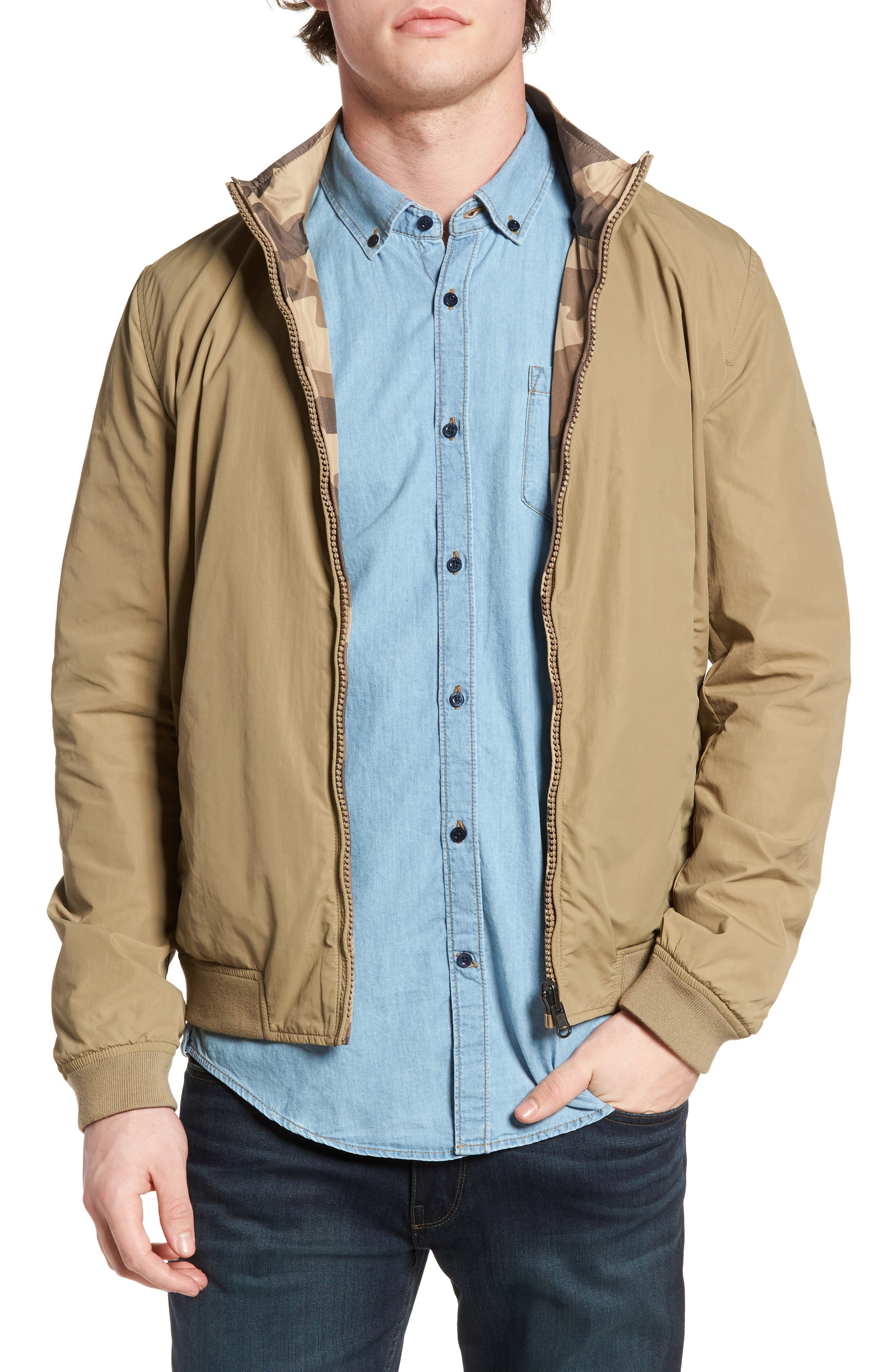 Woolrich John Rich Reversible Jacket
