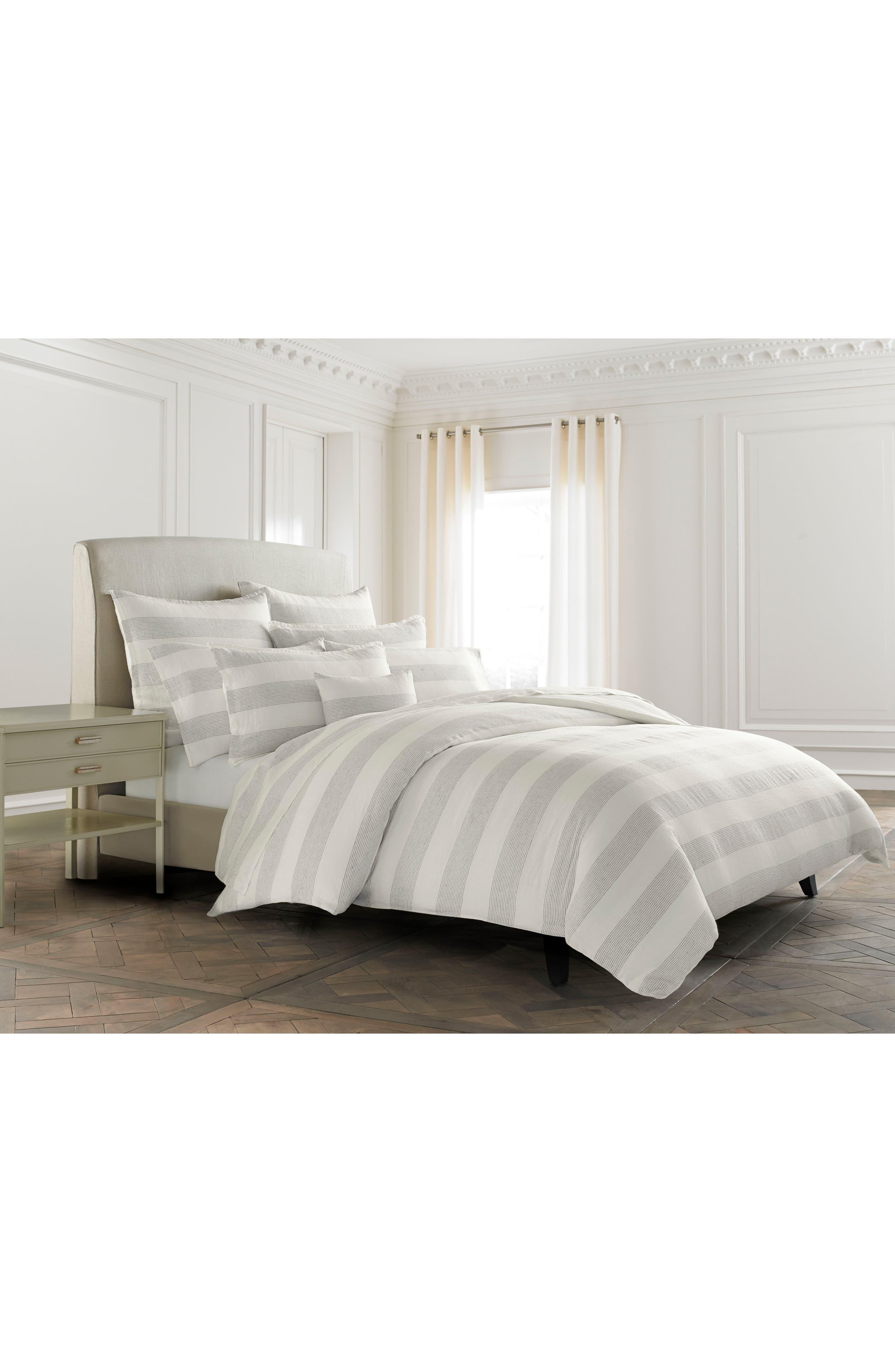 KASSATEX Amagansett Linen Duvet Cover