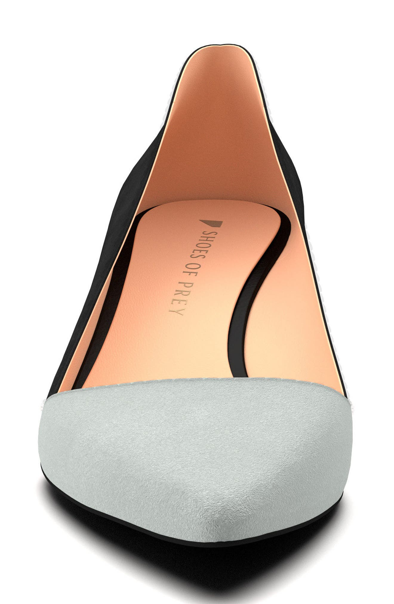Alternate Image 3  - Shoes of Prey Colorblock Pump (Women)