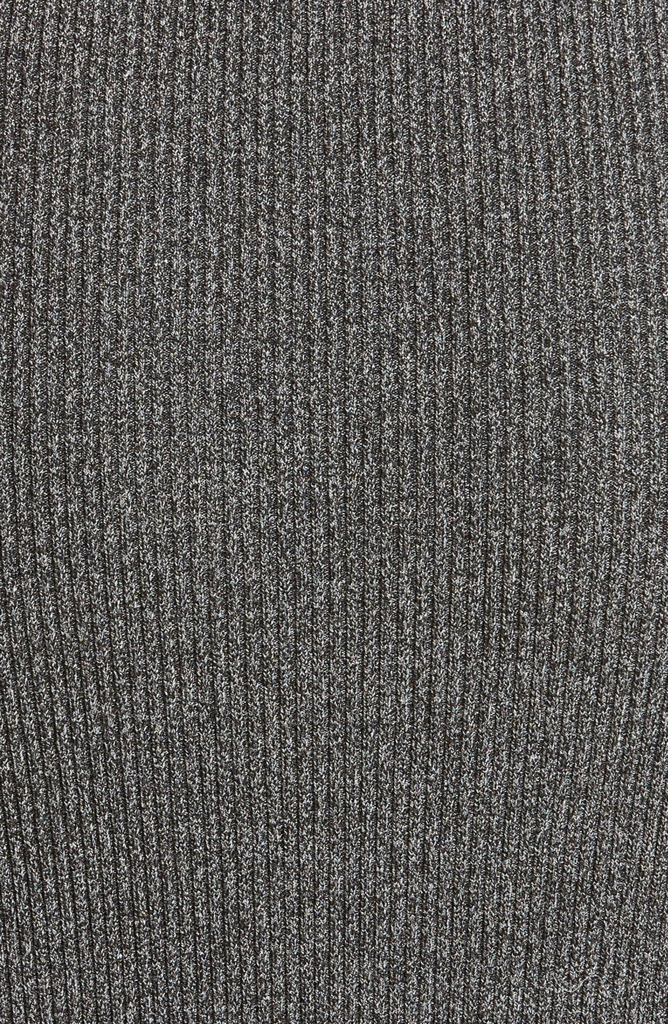 Alternate Image 3  - Armani Jeans Rib Knit Midi Skirt