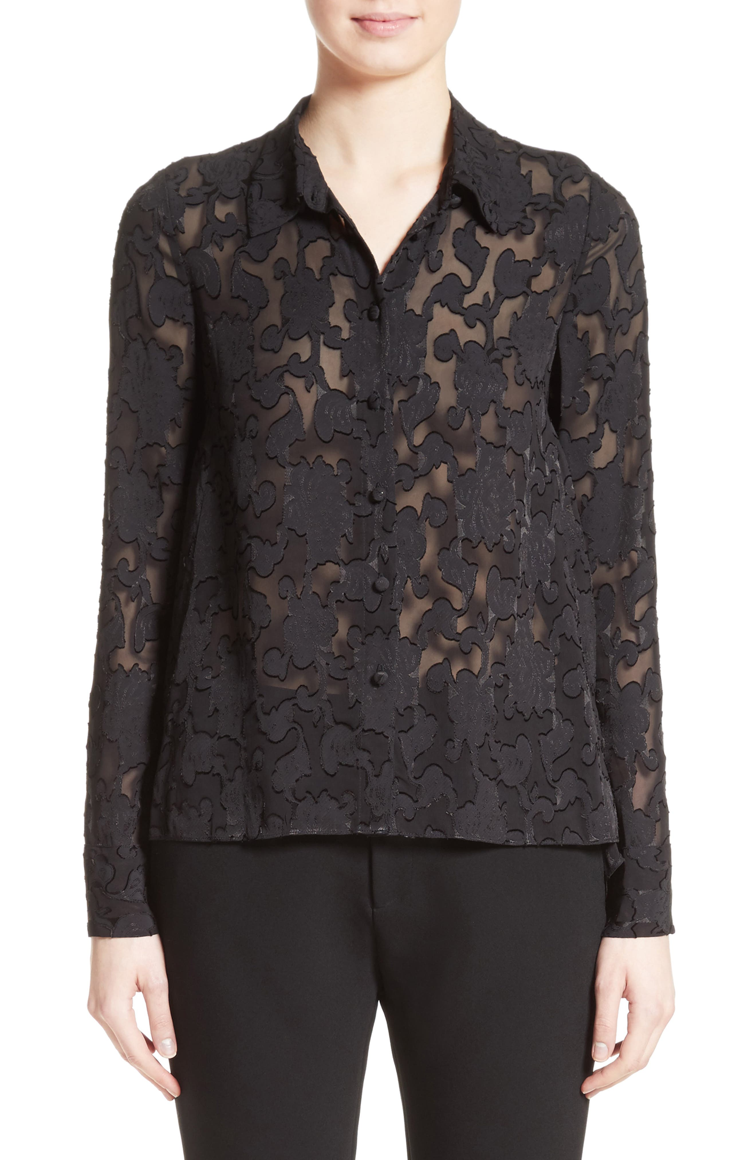 Main Image - Co Fil Coupé Blouse
