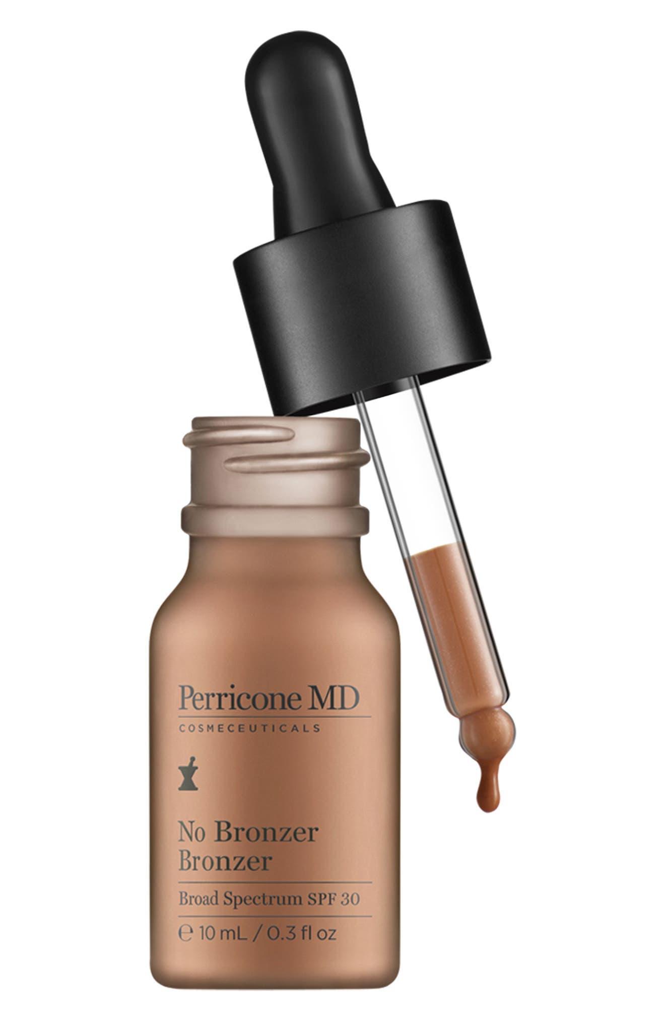Alternate Image 2  - Perricone MD No Bronzer Bronzer Broad Spectrum SPF 30