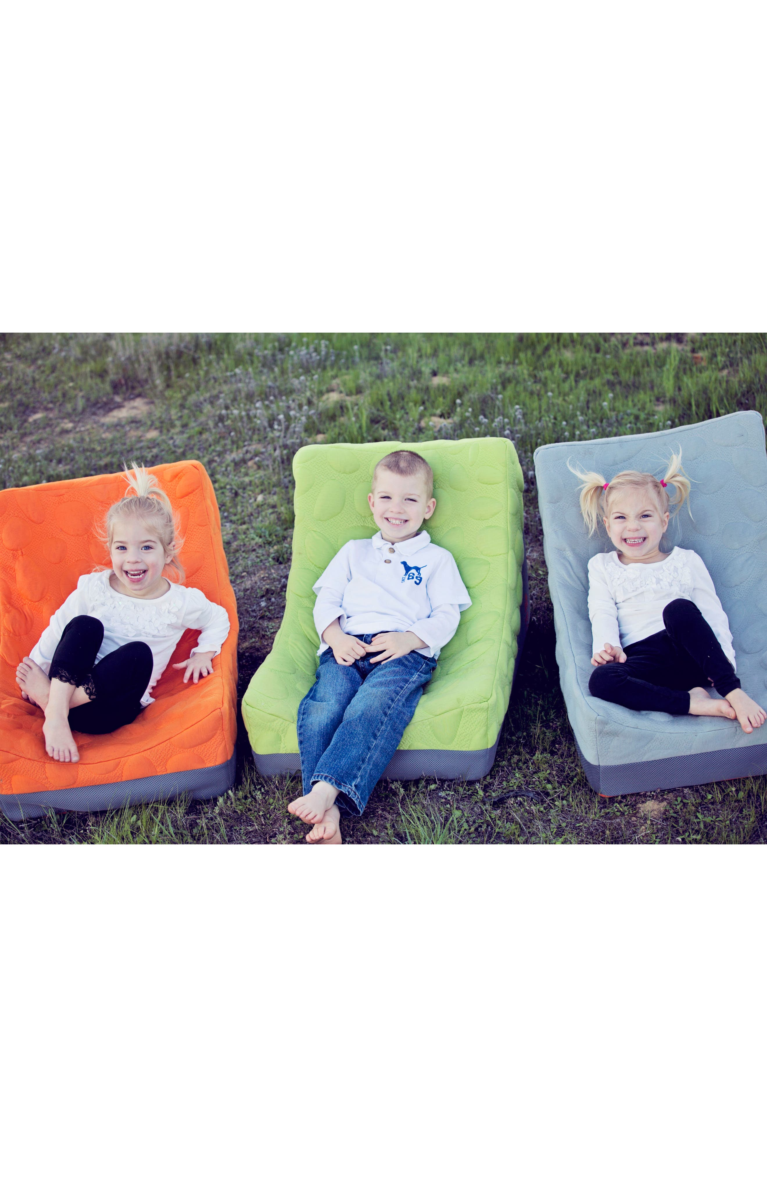 Alternate Image 4  - Nook Sleep Systems 'Pebble' Lounger (Toddler & Little Kid)