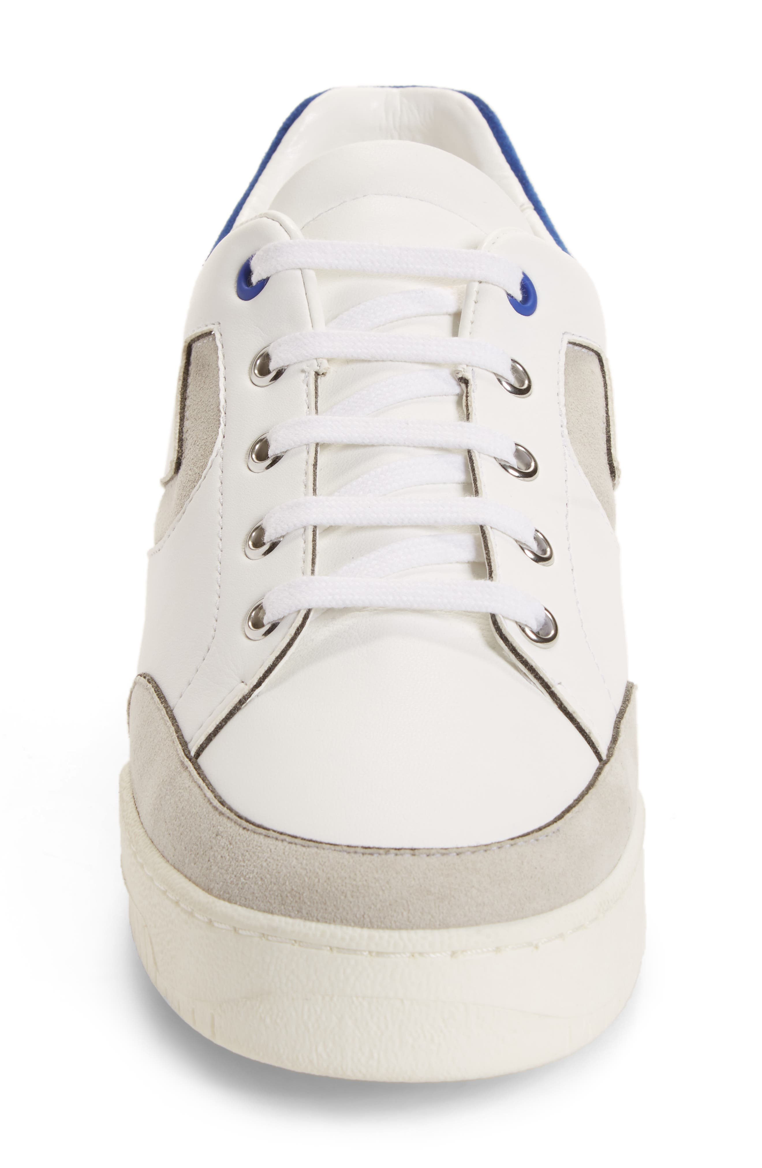 Alternate Image 4  - Stella McCartney Logo Sneaker (Women)