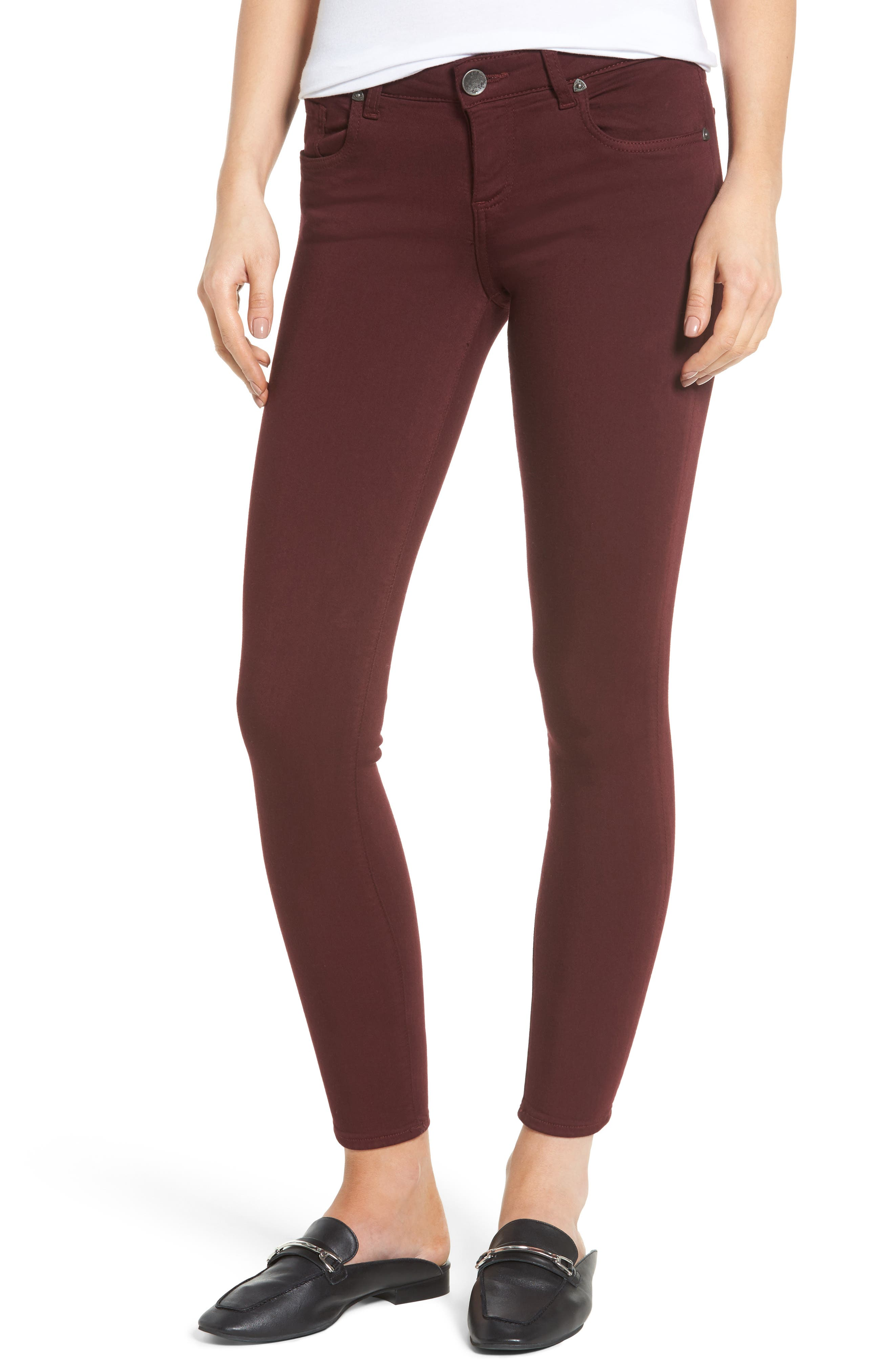 Alternate Image 1 Selected - KUT from the Kloth Donna Skinny Jeans (Regular & Petite)