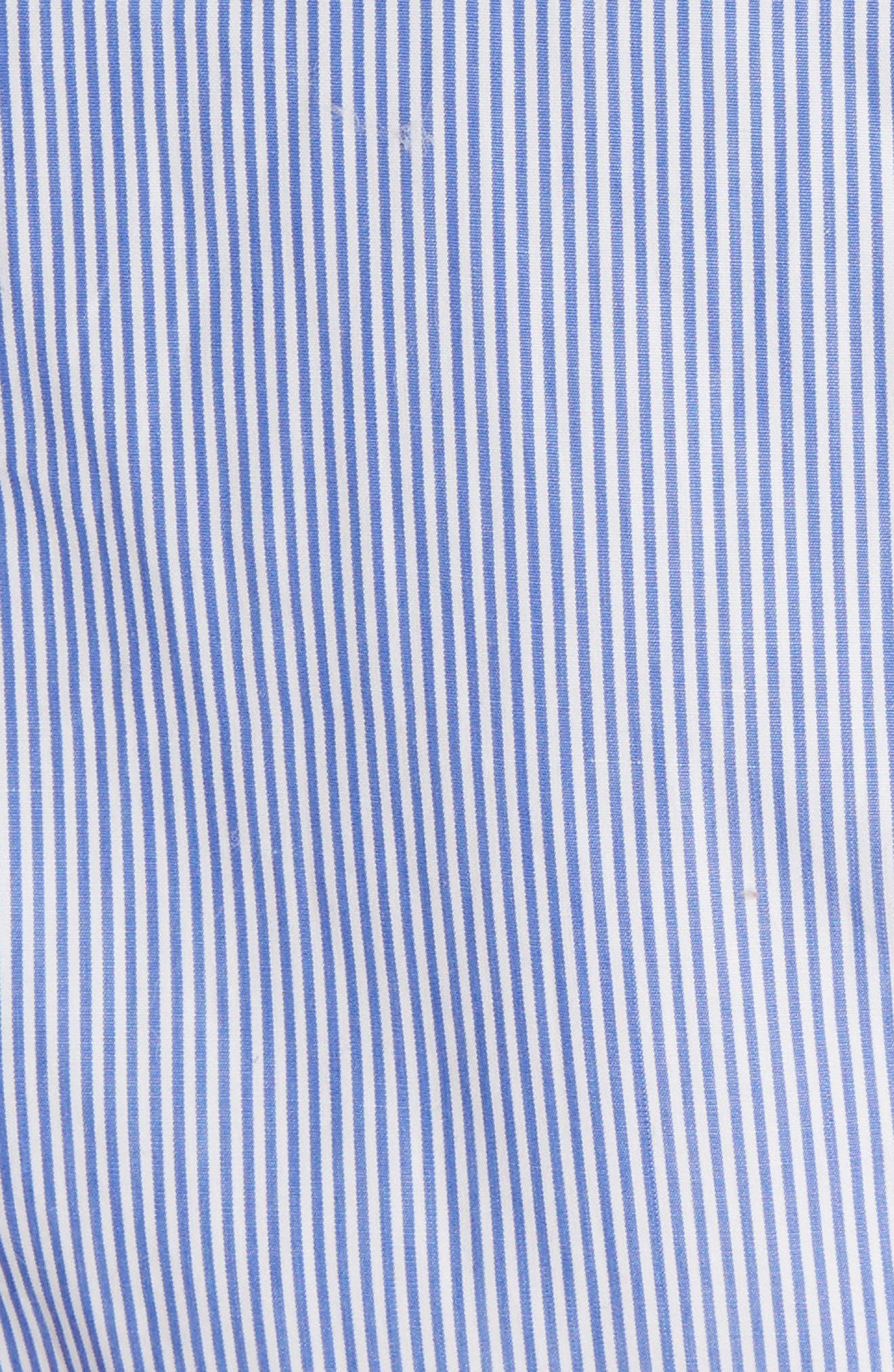 Alternate Image 3  - Loewe Tie Waist Cotton Poplin Shirtdress