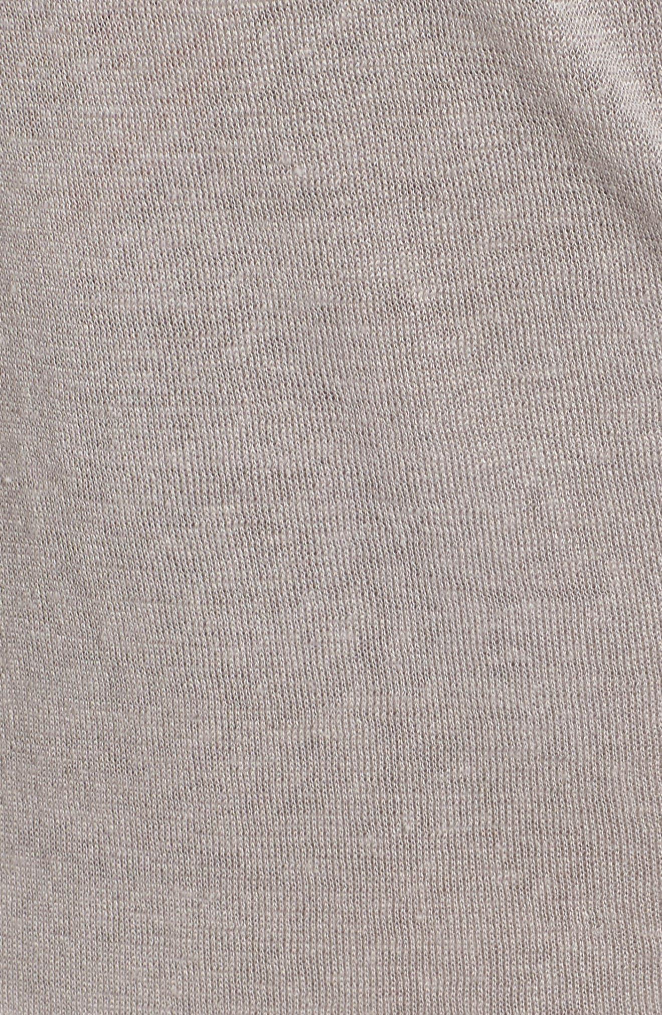 Alternate Image 5  - NIC+ZOE '4-Way' Three Quarter Sleeve Convertible Cardigan (Plus Size)