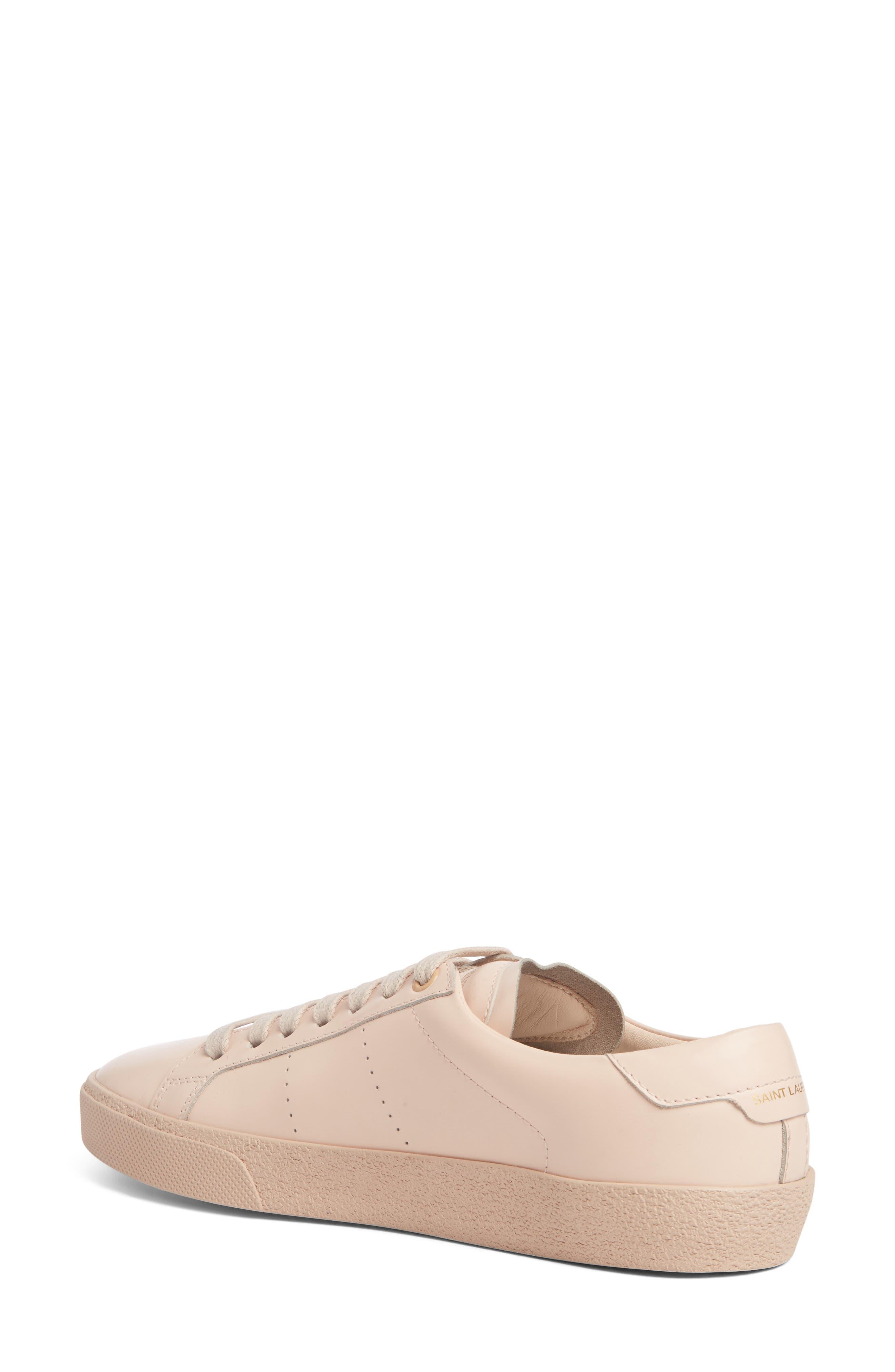 Alternate Image 2  - Saint Laurent Court Classic Sneaker (Women)