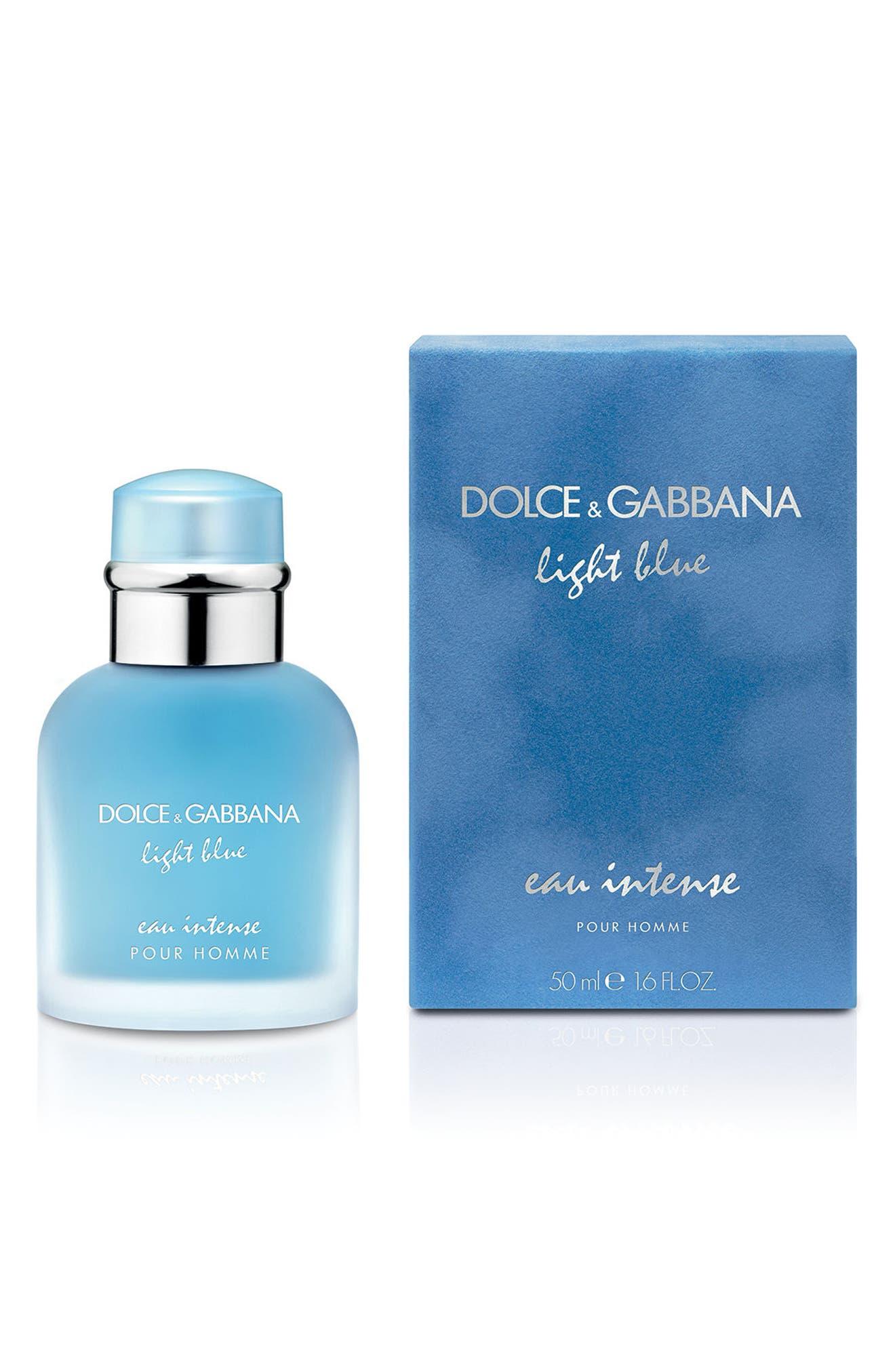 Alternate Image 2  - Dolce&Gabbana Light Blue Eau Intense Pour Homme