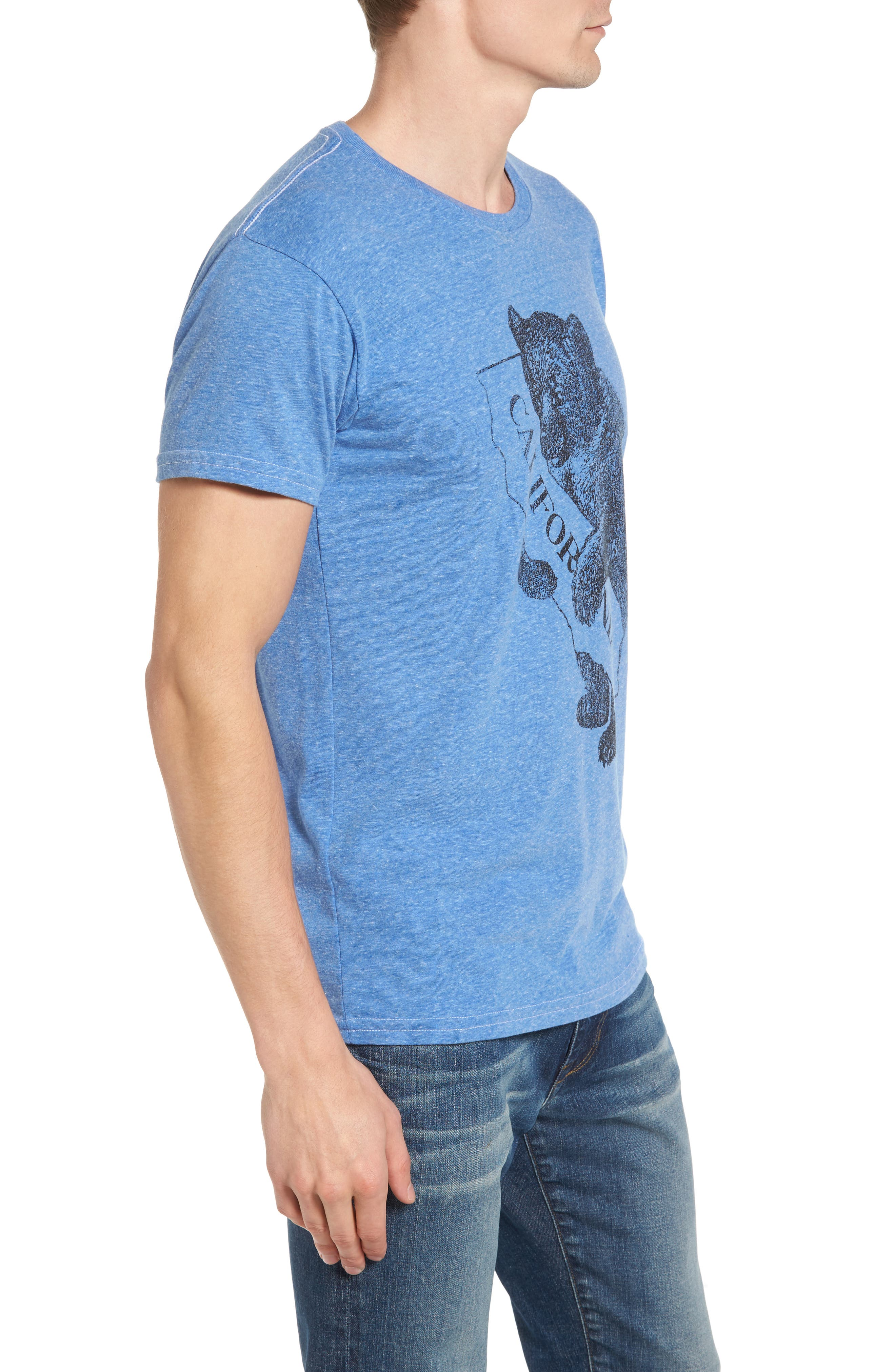Alternate Image 3  - Retro Brand California Republic T-Shirt