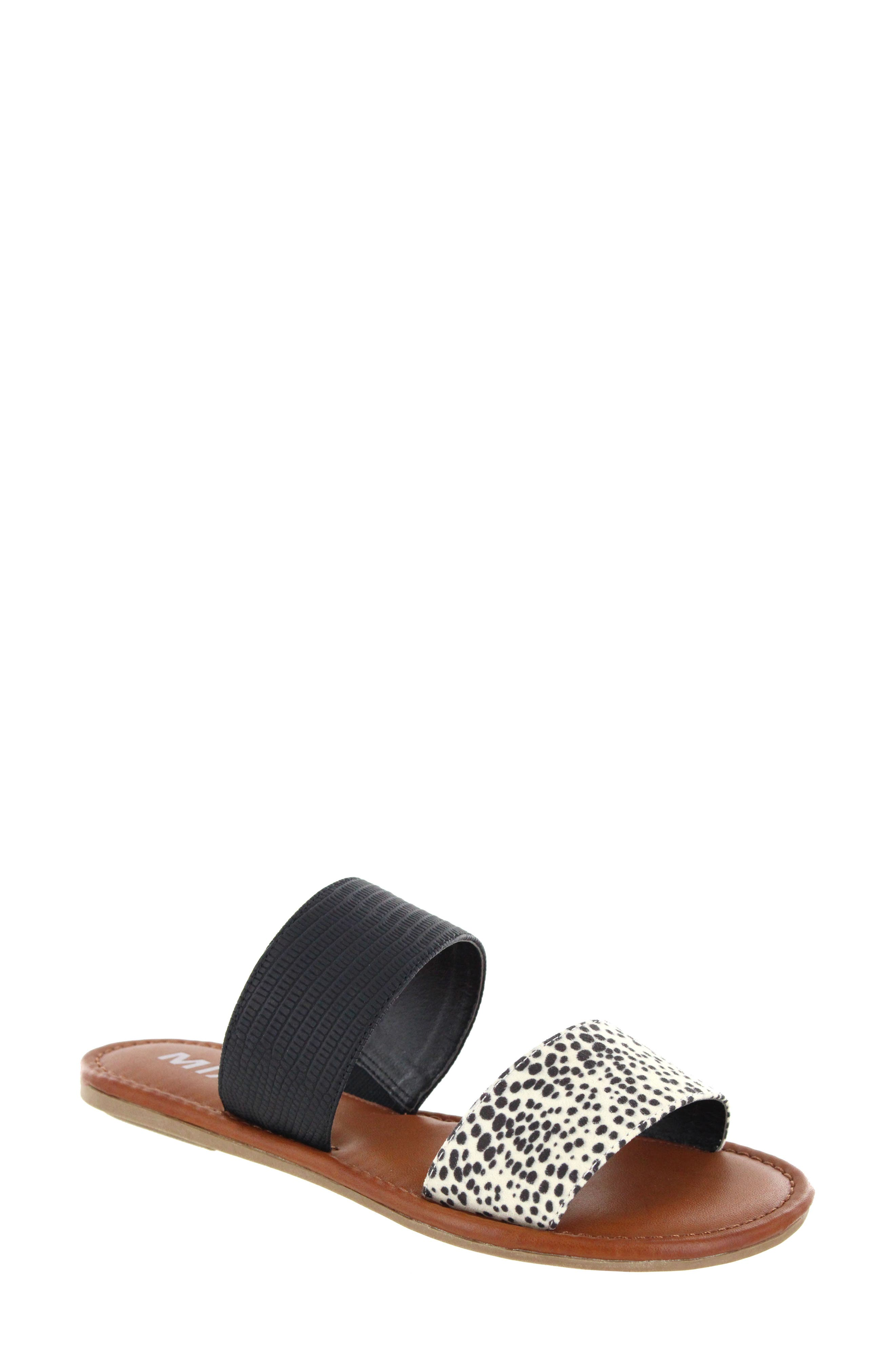 Main Image - MIA Dottie Slide Sandal (Women)