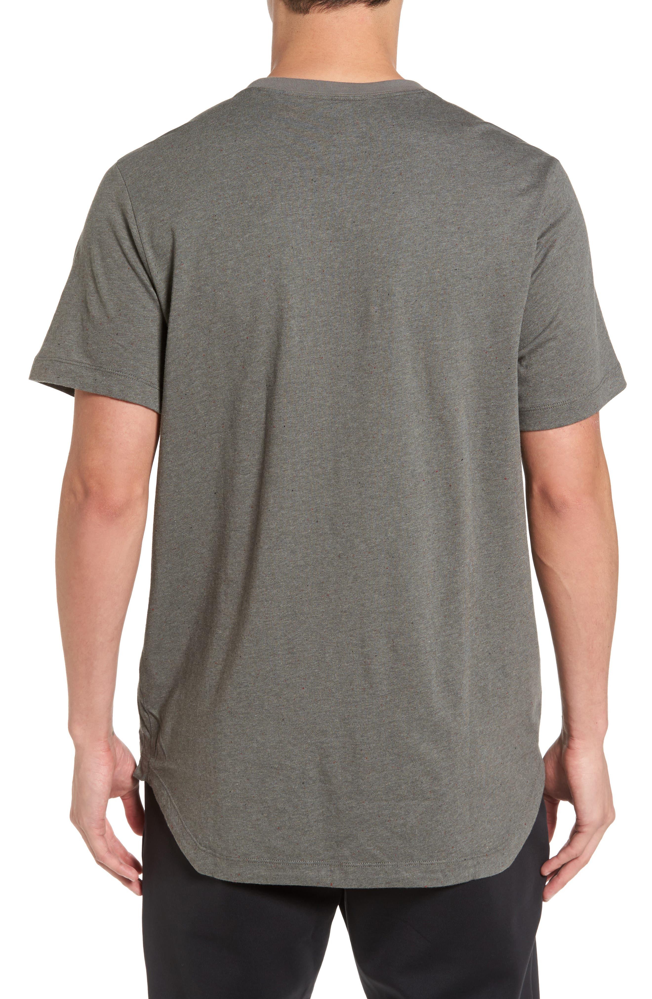 Future 2 T-Shirt,                             Alternate thumbnail 2, color,                             White/ Black