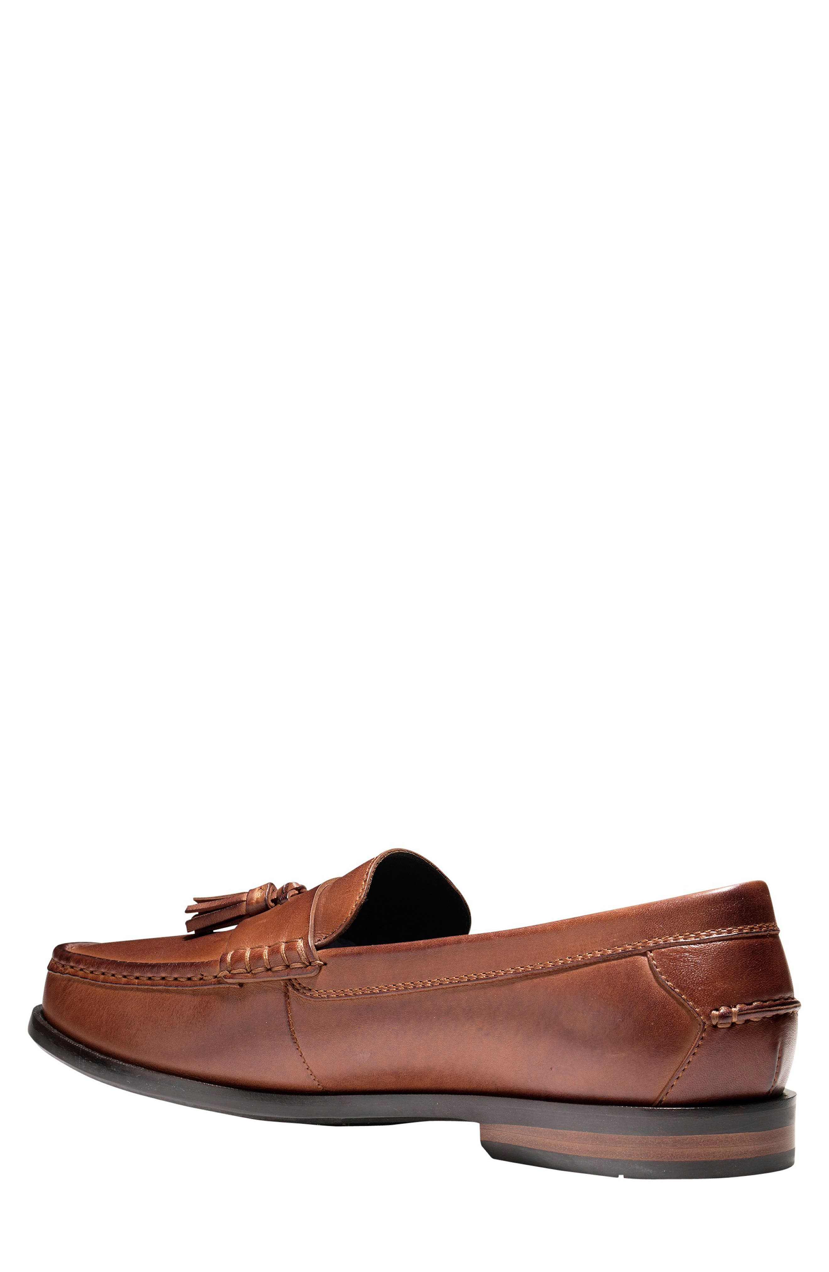 Alternate Image 2  - Cole Haan Pinch Friday Tassel Loafer (Men)