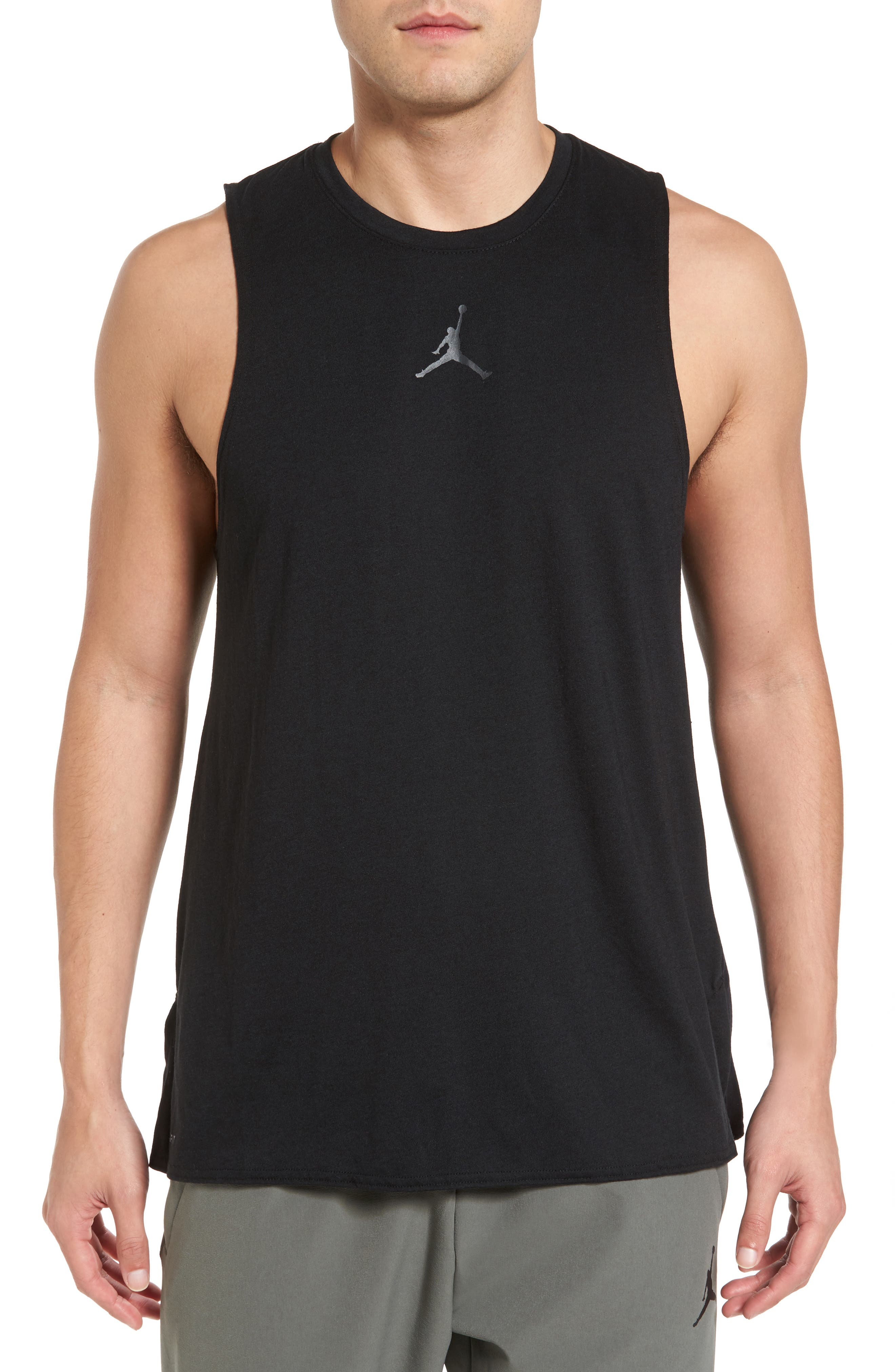 23 Tech Tank,                         Main,                         color, Black/ Anthracite