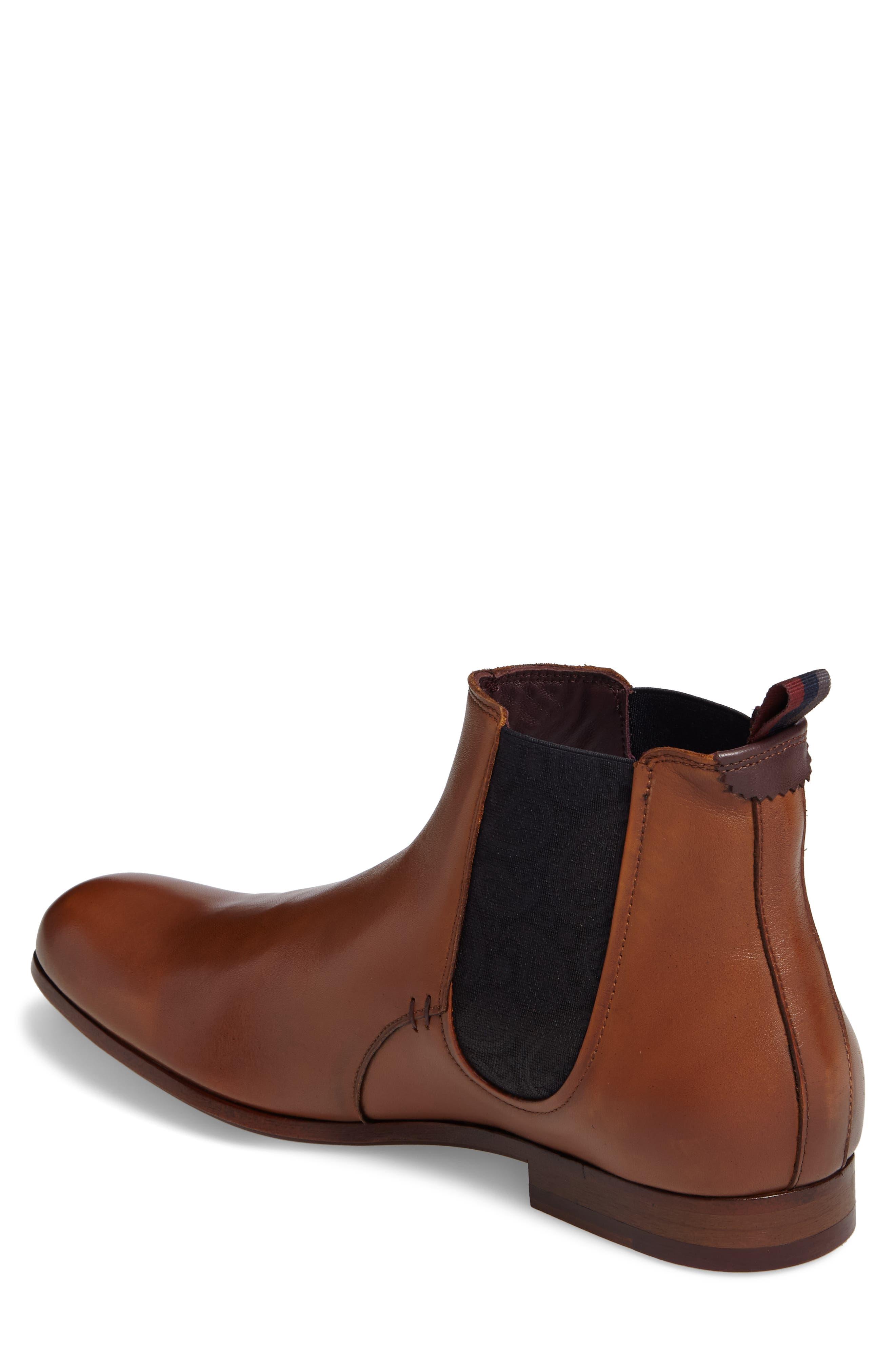 Alternate Image 2  - Ted Baker London Zenier Chelsea Boot (Men)