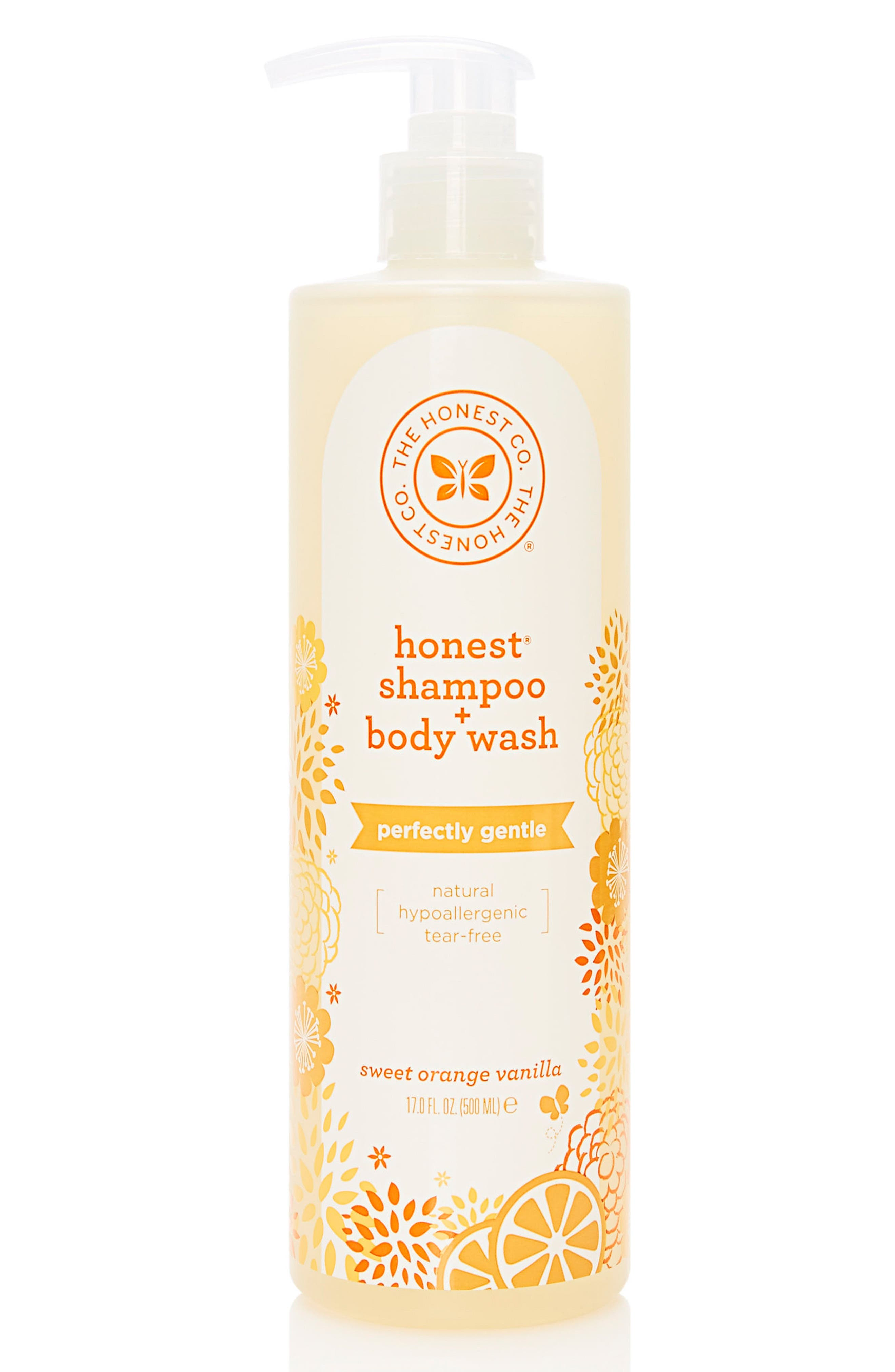 Main Image - The Honest Company Shampoo & Body Wash