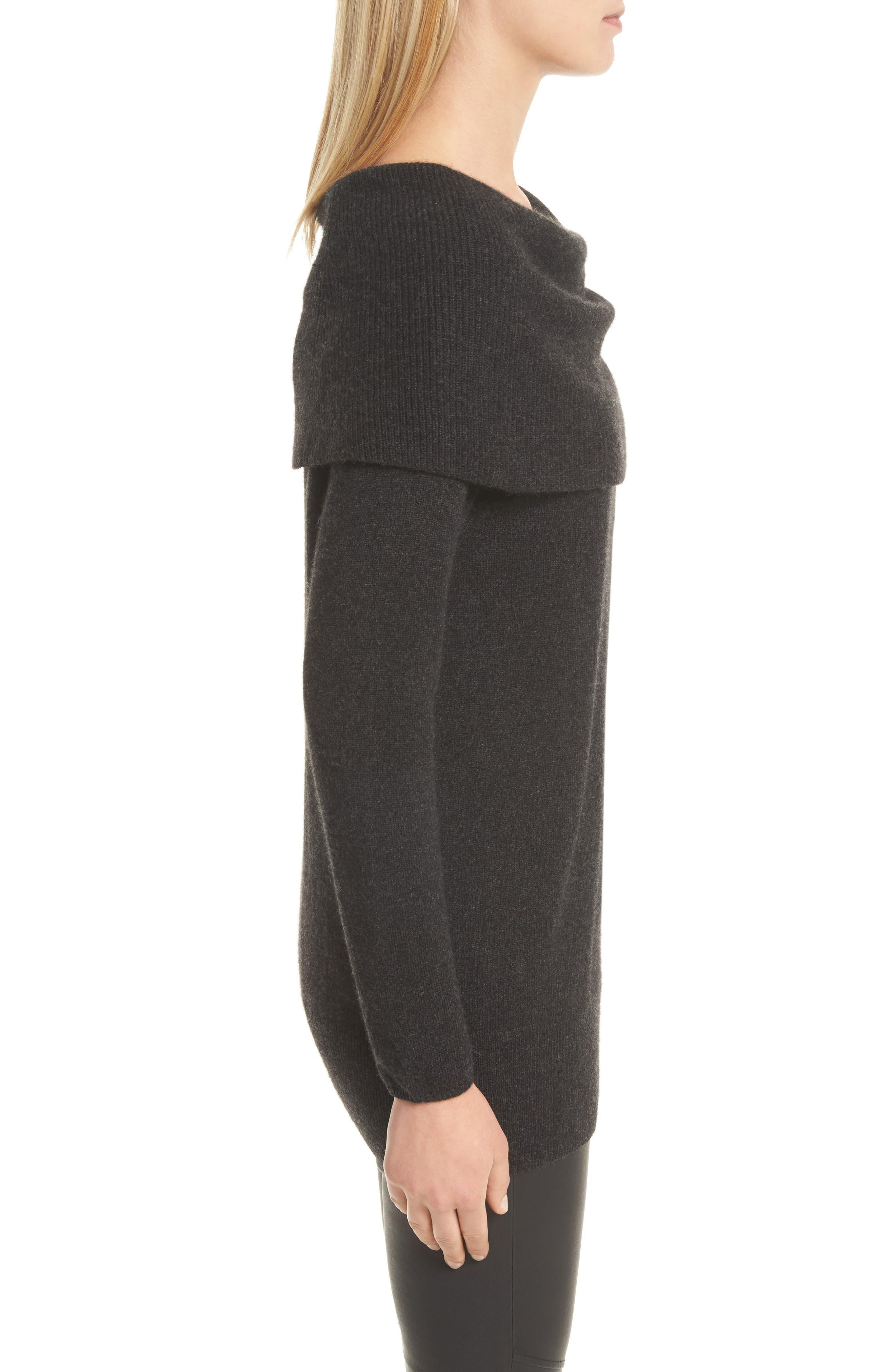 Alternate Image 3  - Joie Sibel Wool & Cashmere Sweater