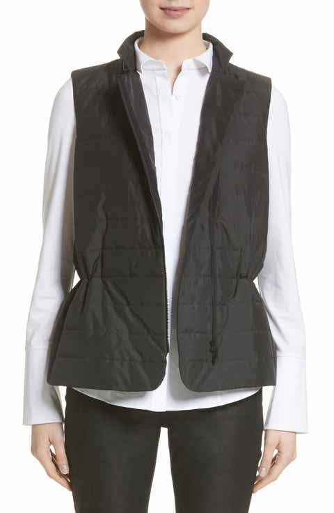 Lafayette 148 New York Avery Quilted Vest (Nordstrom Exclusive) - All Women's Vests Sale Nordstrom Nordstrom