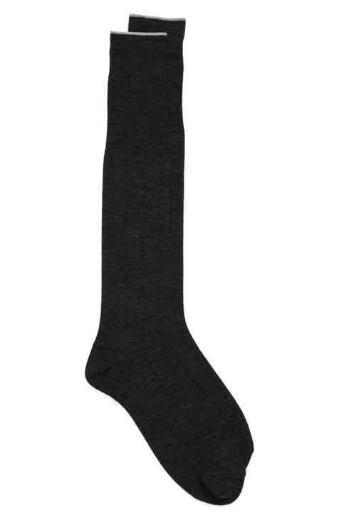 a40650f43ed5 Nordstrom Men's Shop Over the Calf Wool Socks (3 for $35)