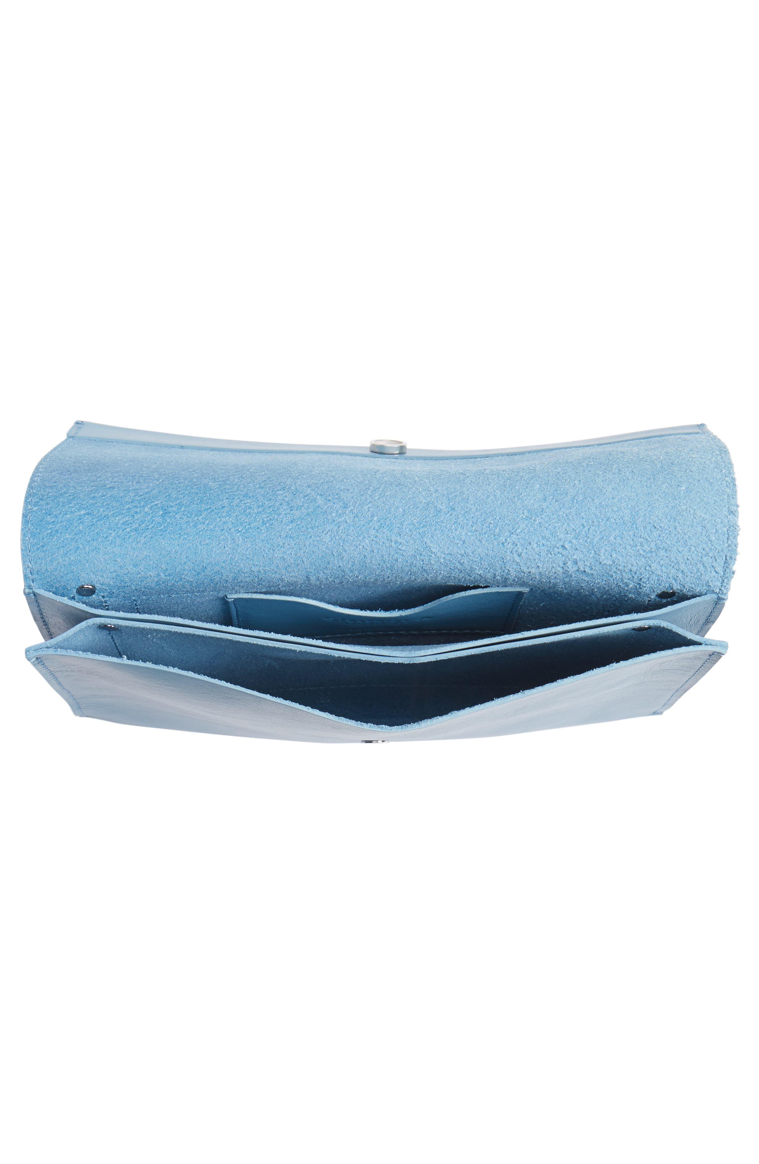 Alternate Image 4  - Shinola Crossbody Leather Bag