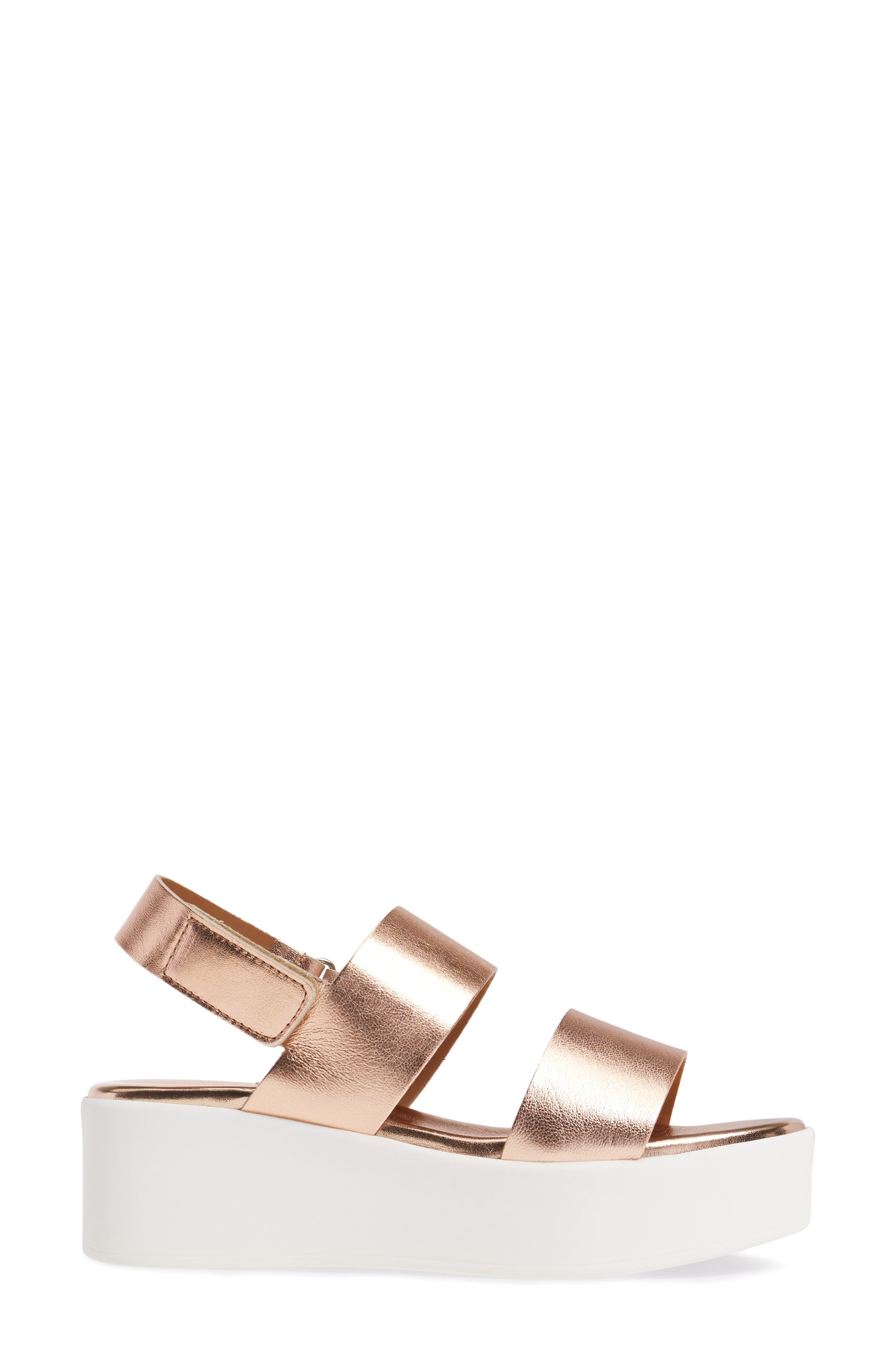 Alternate Image 3  - Steve Madden Rachel Platform Wedge Sandal (Women)