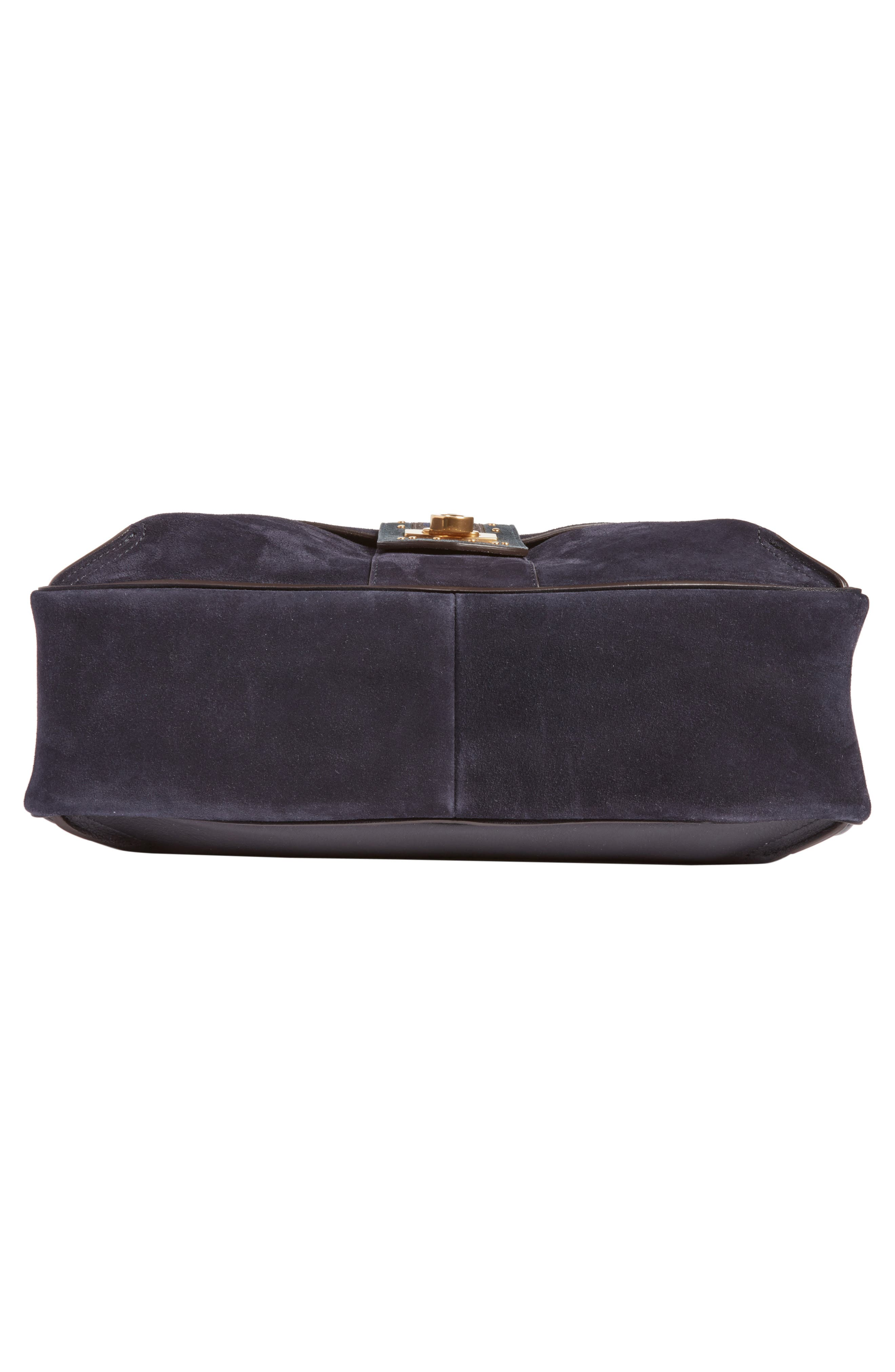 Alternate Image 5  - Chloé Medium Lexa Suede Shoulder Bag