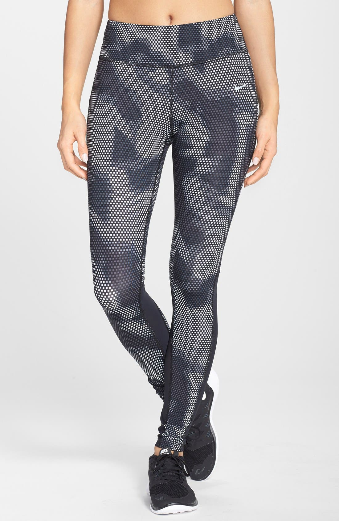 Alternate Image 1 Selected - Nike 'Epic Run - Lux' Dri-FIT Running Tights