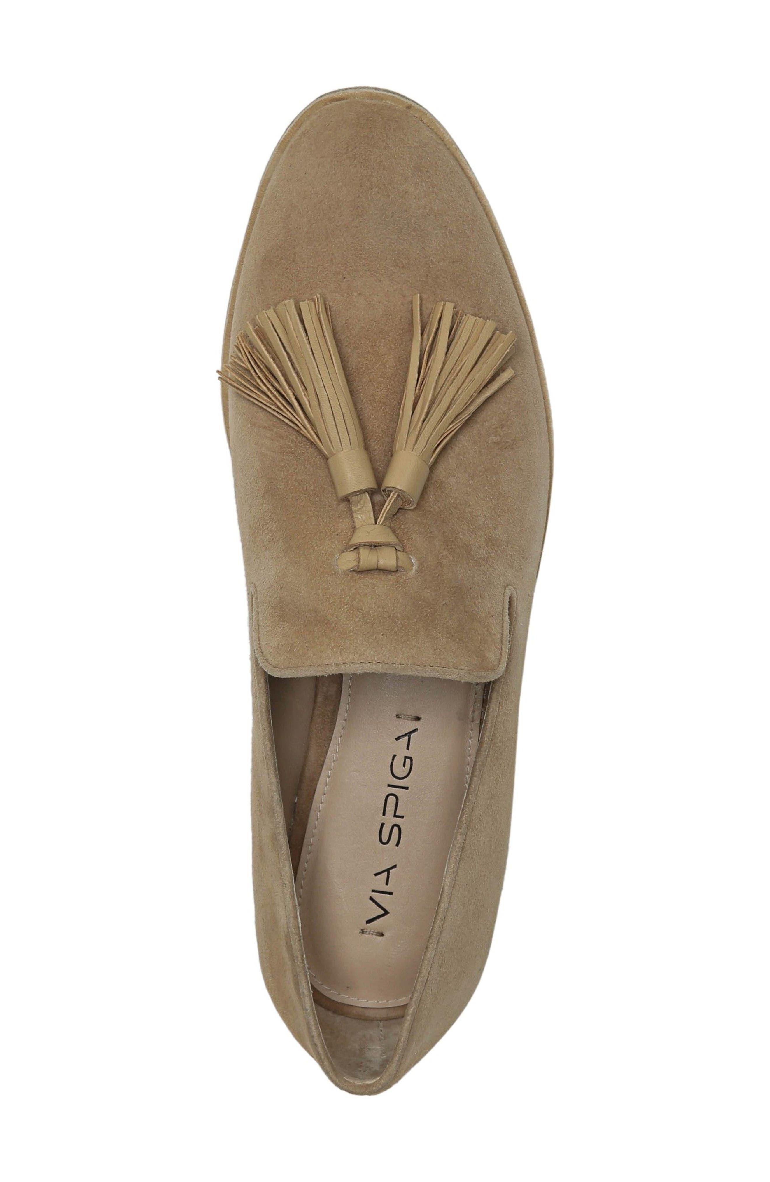 Alternate Image 5  - Via Spiga Toni Slip-On Sneaker (Women)