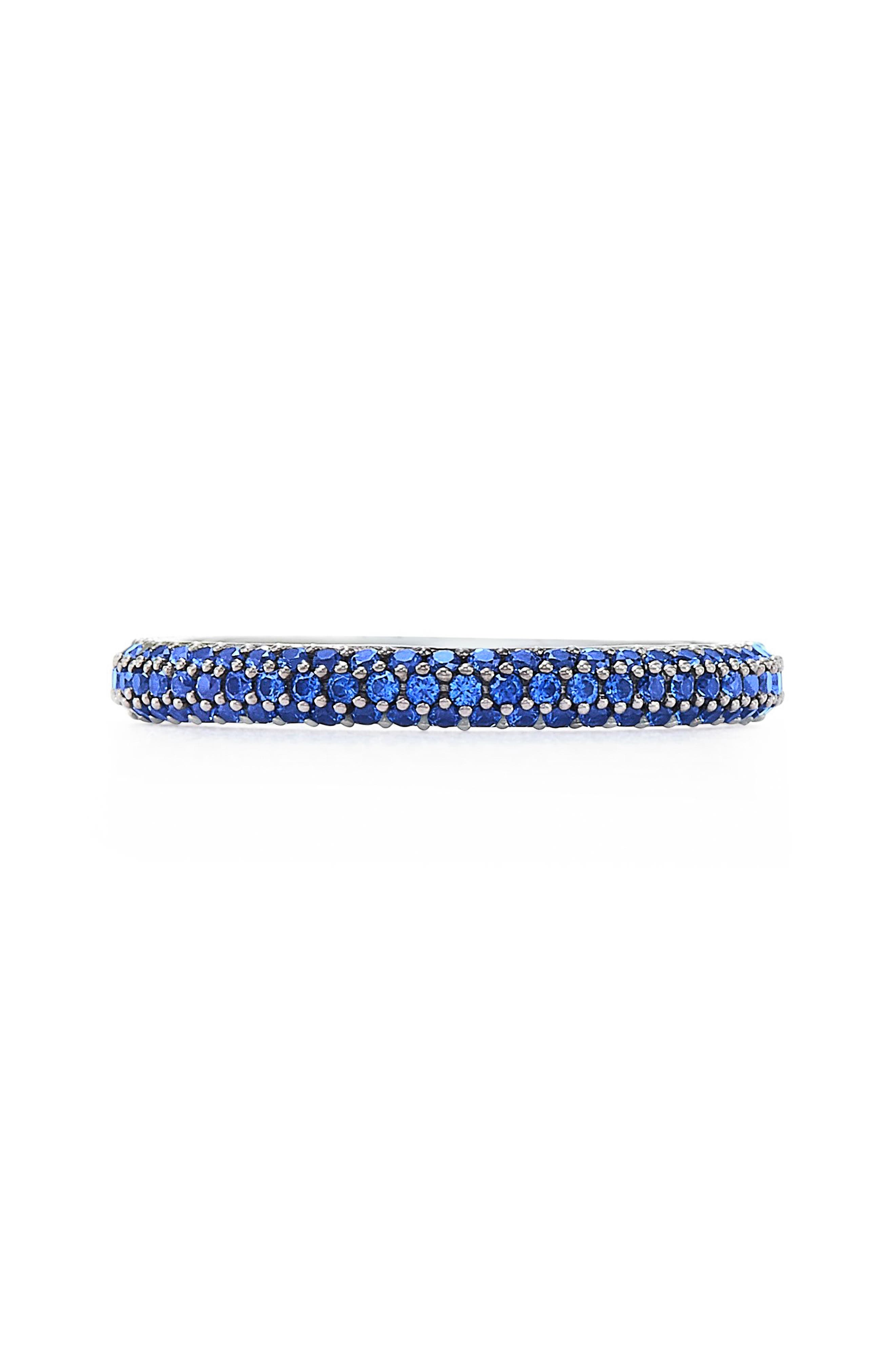 KWIAT Moonlight Sapphire Stacking Ring