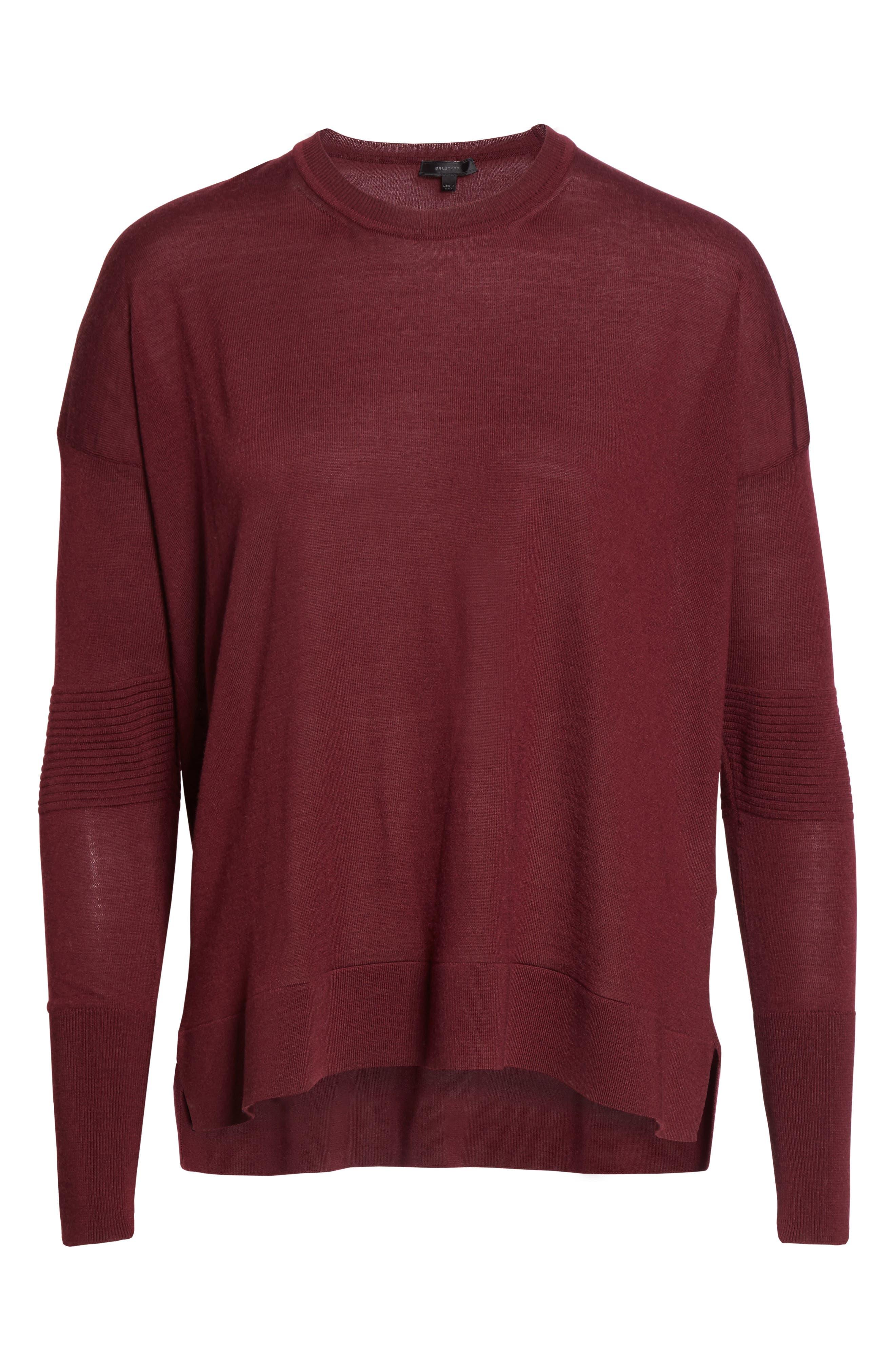 Alternate Image 4  - Belstaff Sarah Wool Sweater