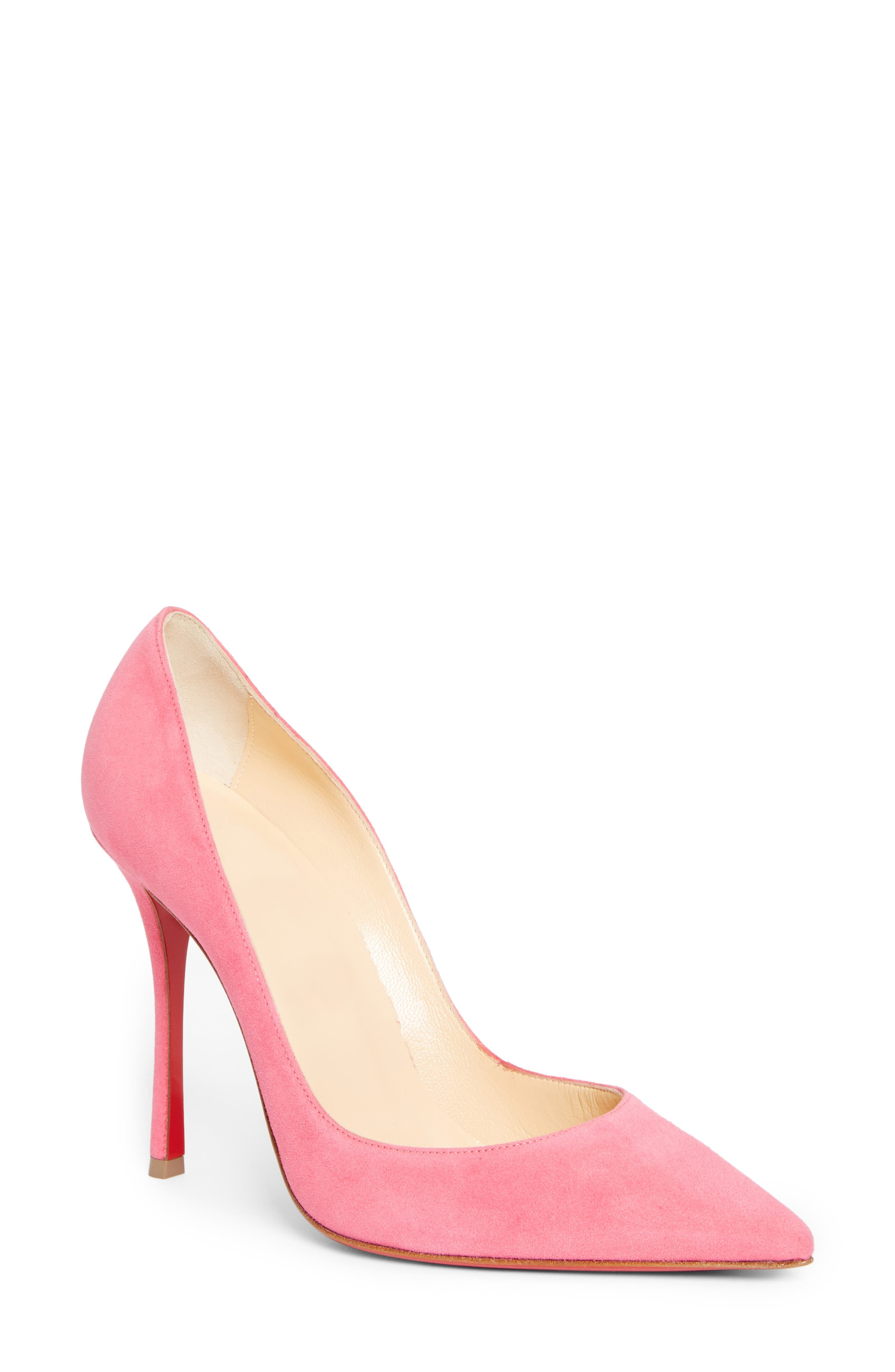 Main Image - Christian Louboutin So Kate Pointy Toe Pump