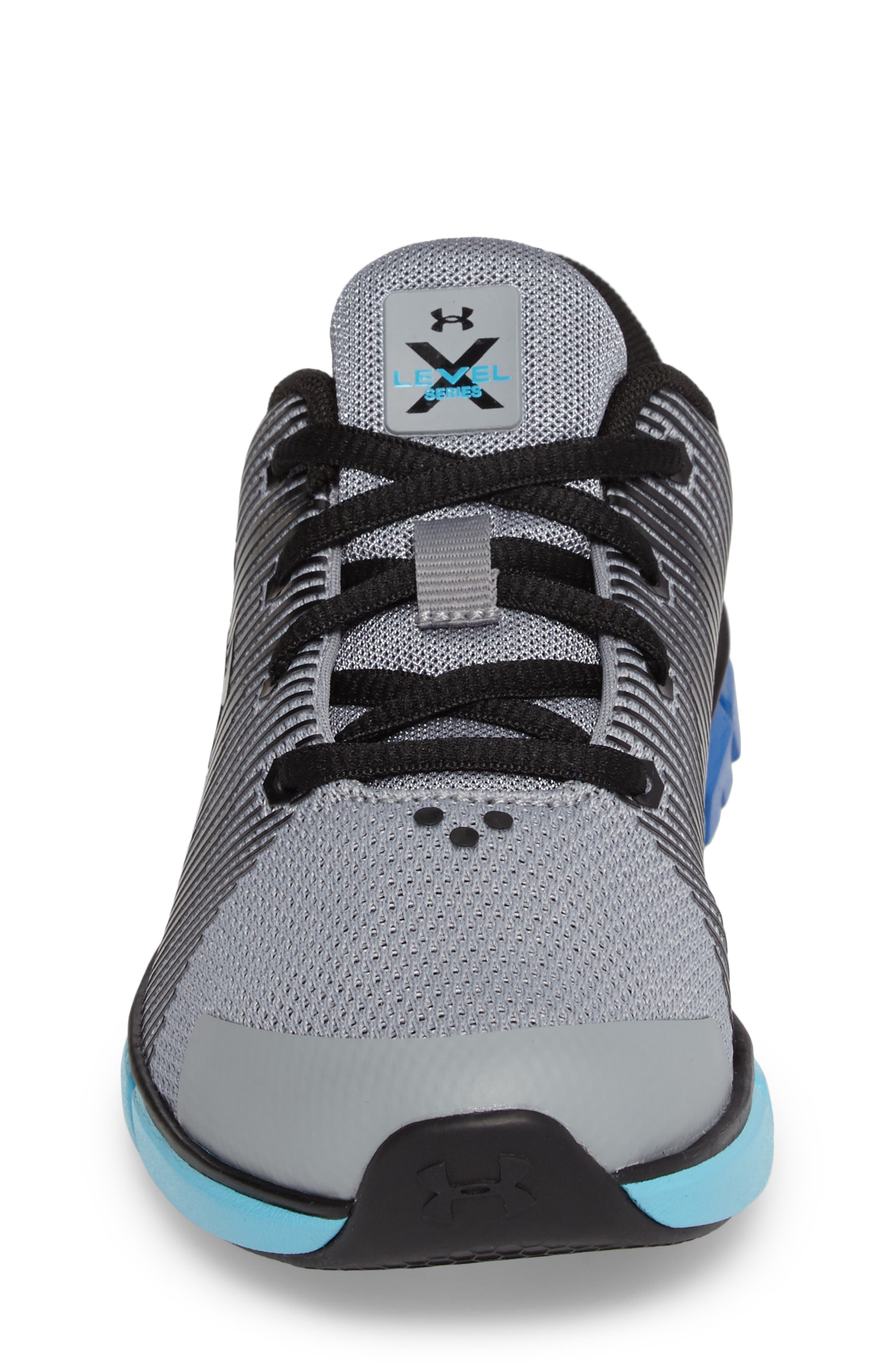 Alternate Image 4  - Under Armour BGS X Level Scramjet Running Shoe (Toddler, Little Kid & Big Kid)