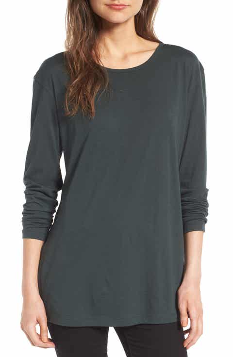 Women's Green Tops & Tees | Nordstrom
