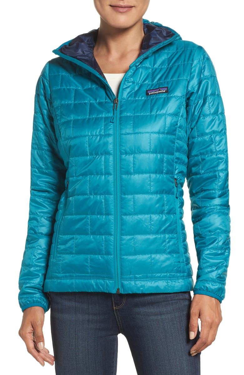 Nano Puff? Hooded Water Resistant Jacket