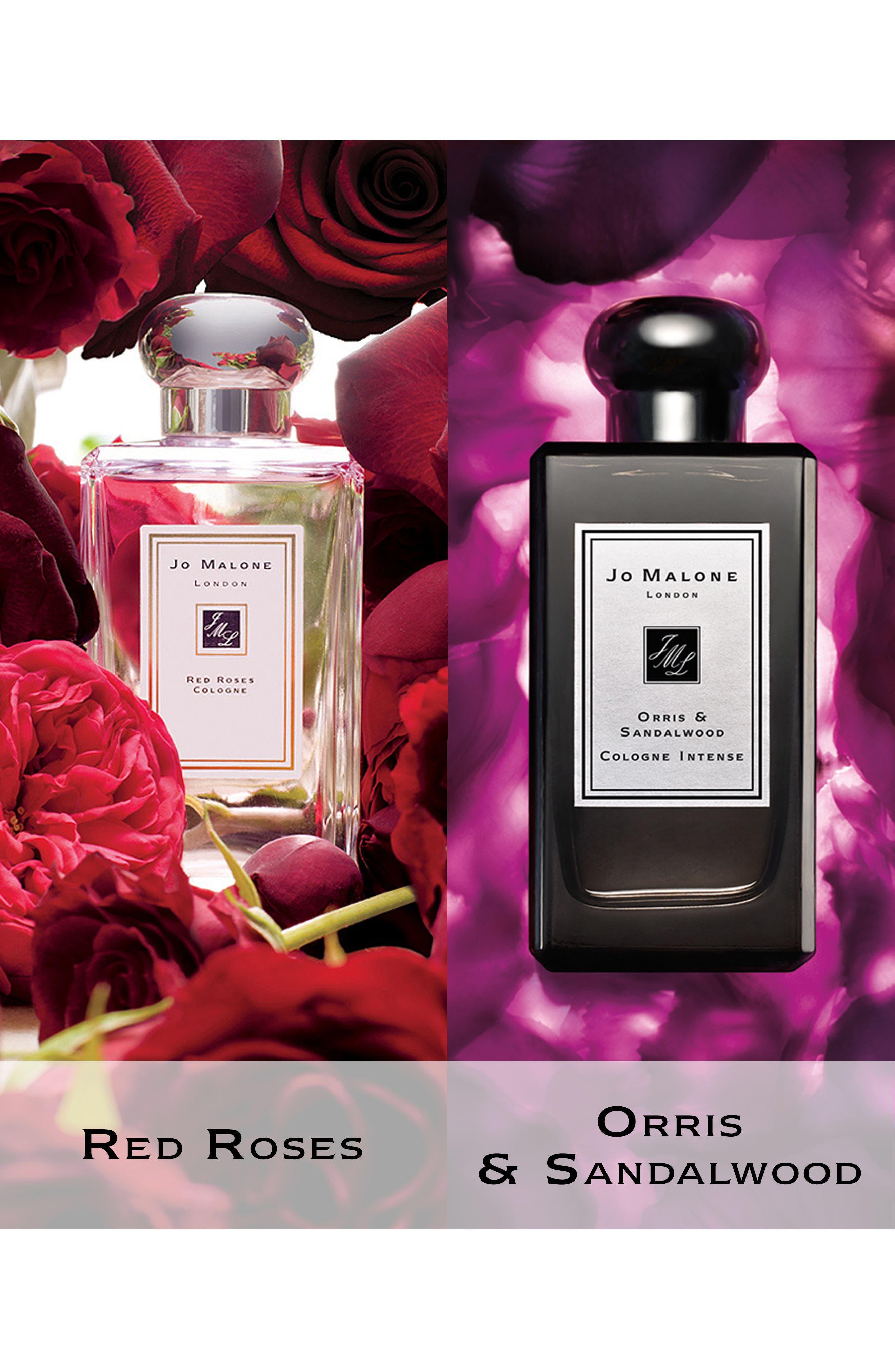 Jo Malone London™ Red Roses & Orris & Sandalwood