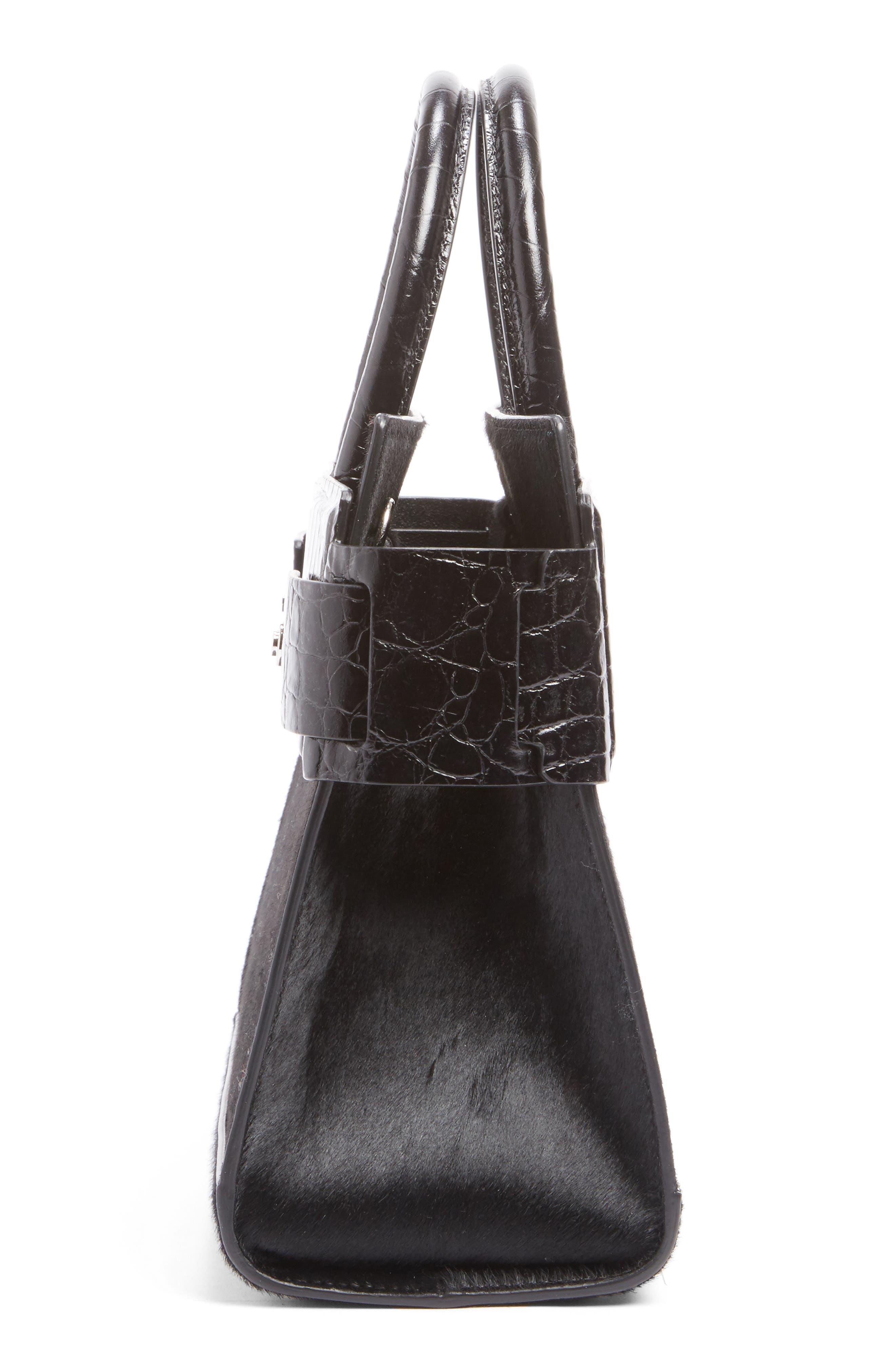 Alternate Image 3  - Givenchy Horizon Genuine Calf Hair & Leather Tote