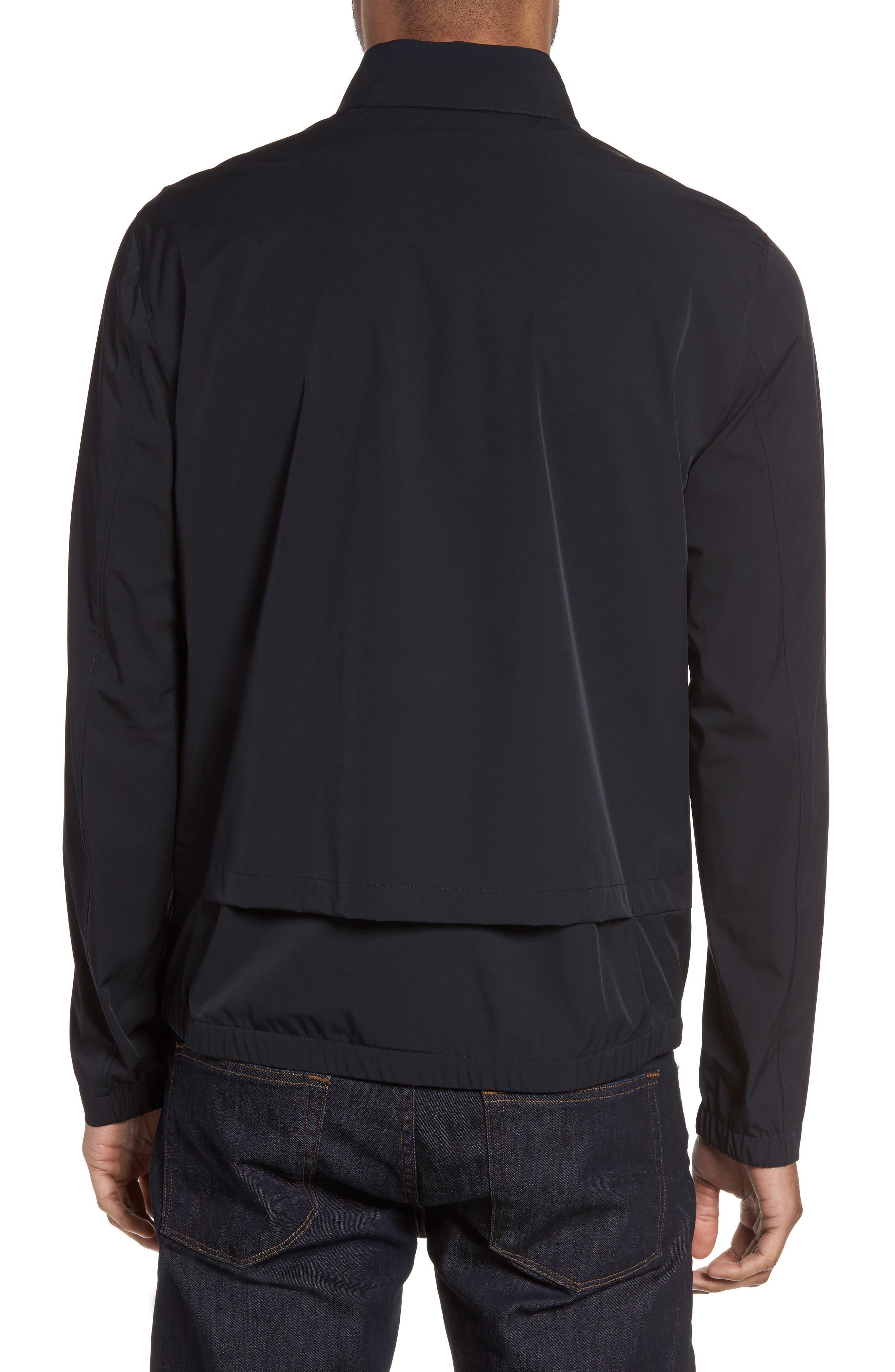 Scotty Bevan Zip Front Jacket,                             Alternate thumbnail 2, color,                             Eclipse