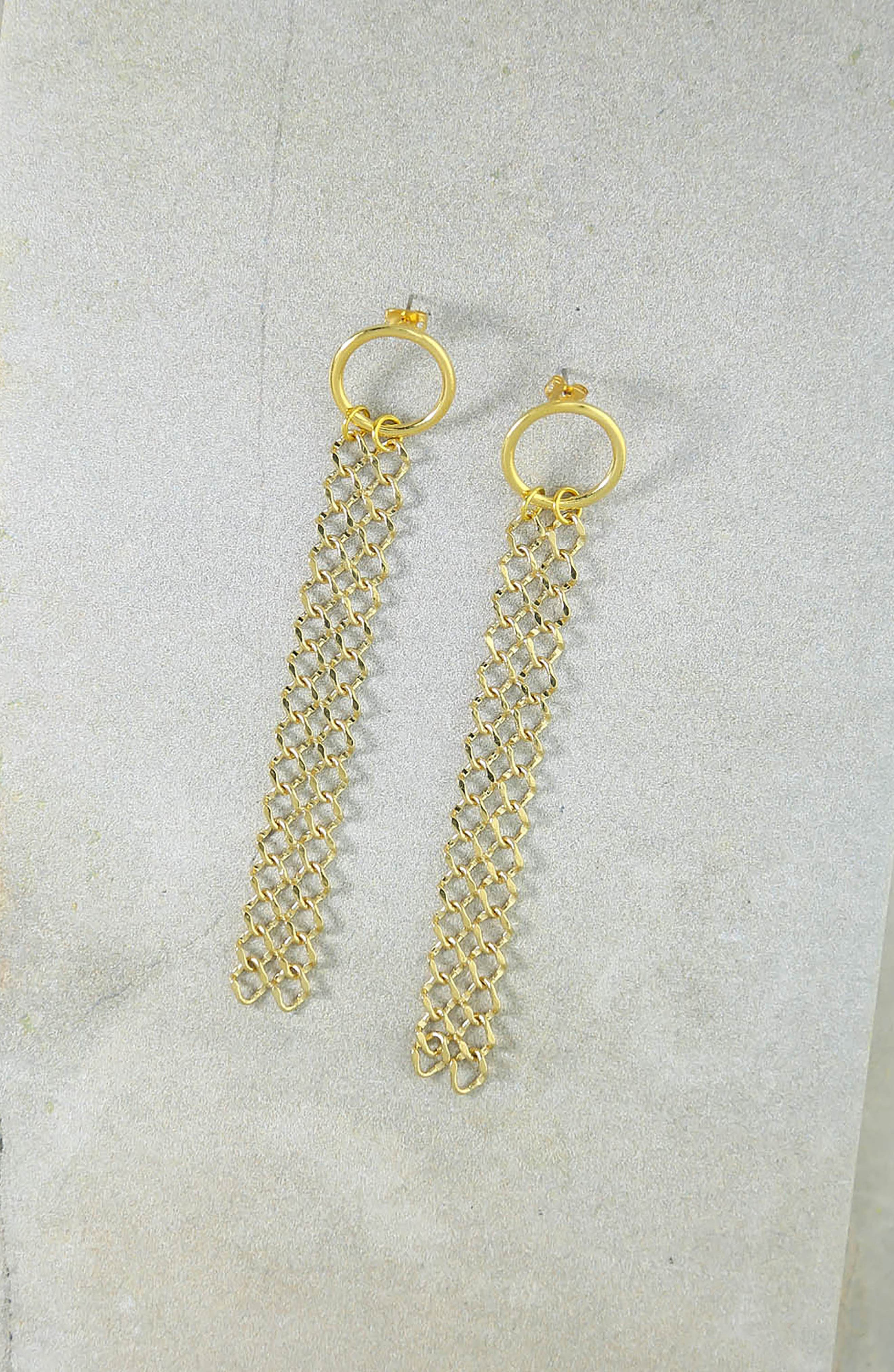 Alternate Image 3  - Vanessa Mooney Jules Drop Earrings