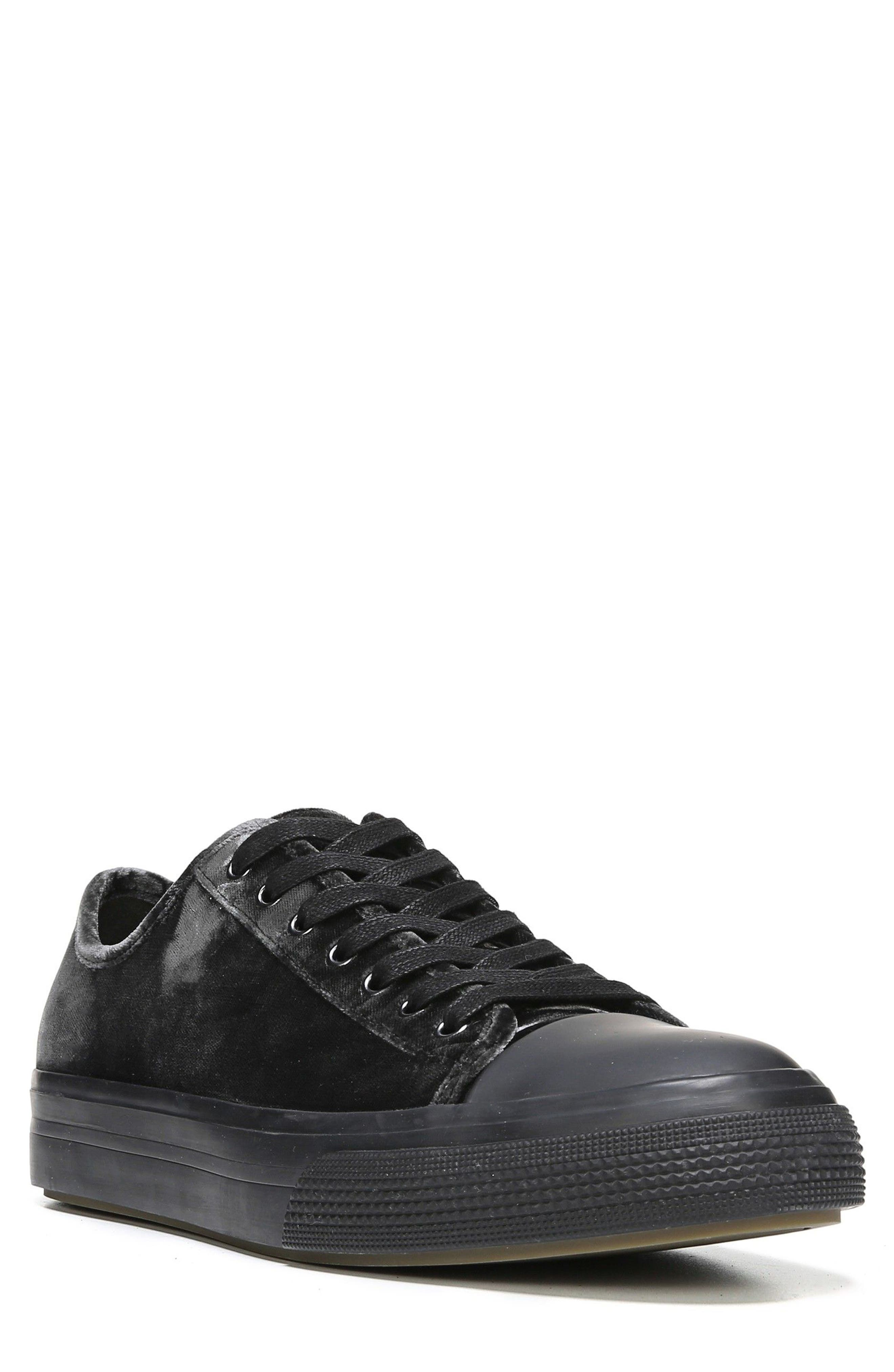 Tiller Sneaker,                         Main,                         color, Graphite/ Black