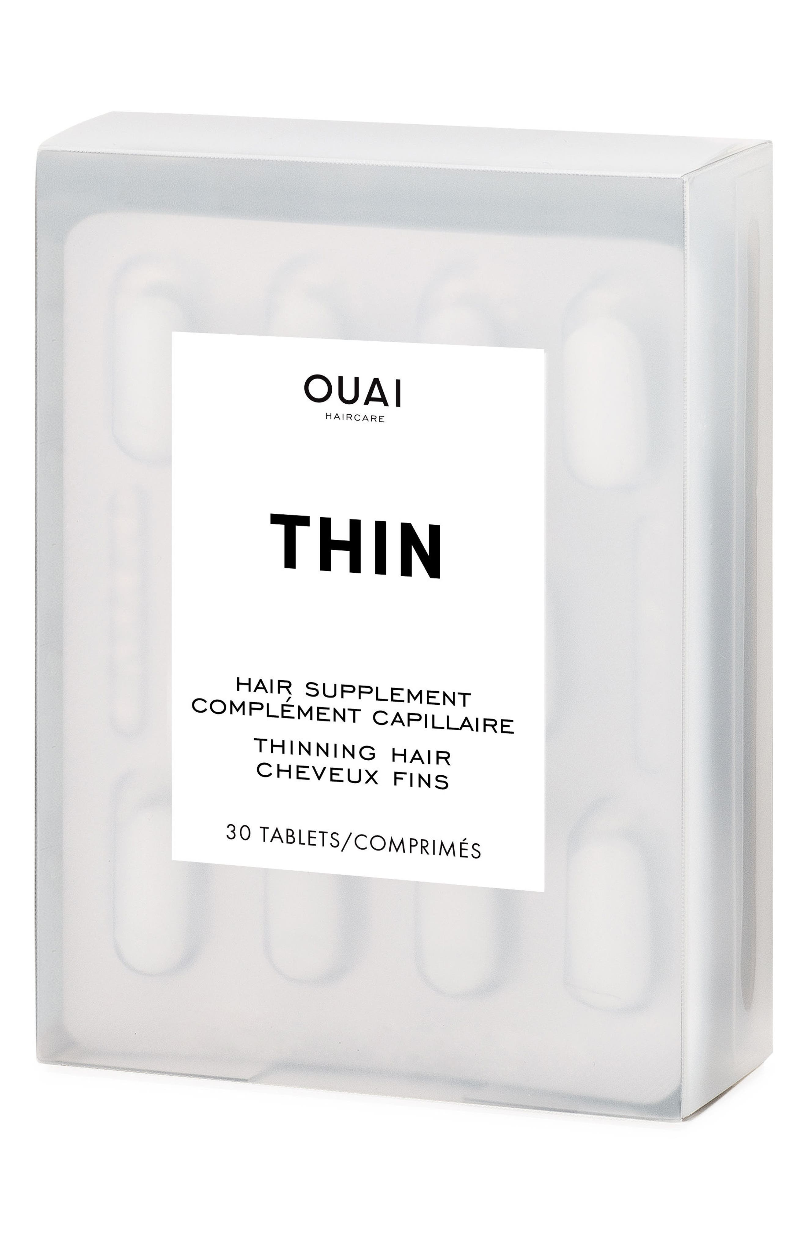 Thinning Hair Supplement,                             Main thumbnail 1, color,                             No Color