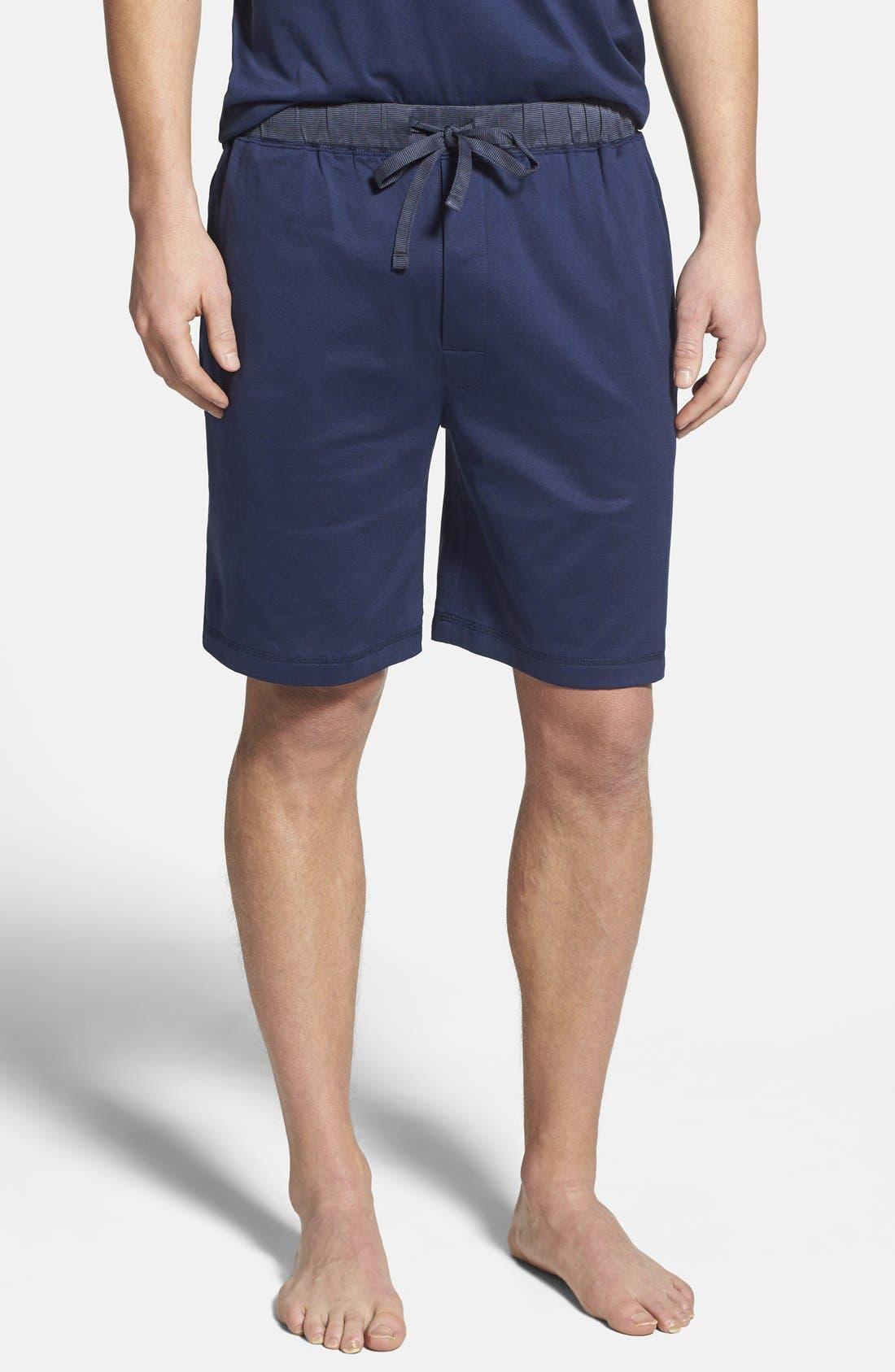 Majestic International 'Down Time' Knit Lounge Shorts